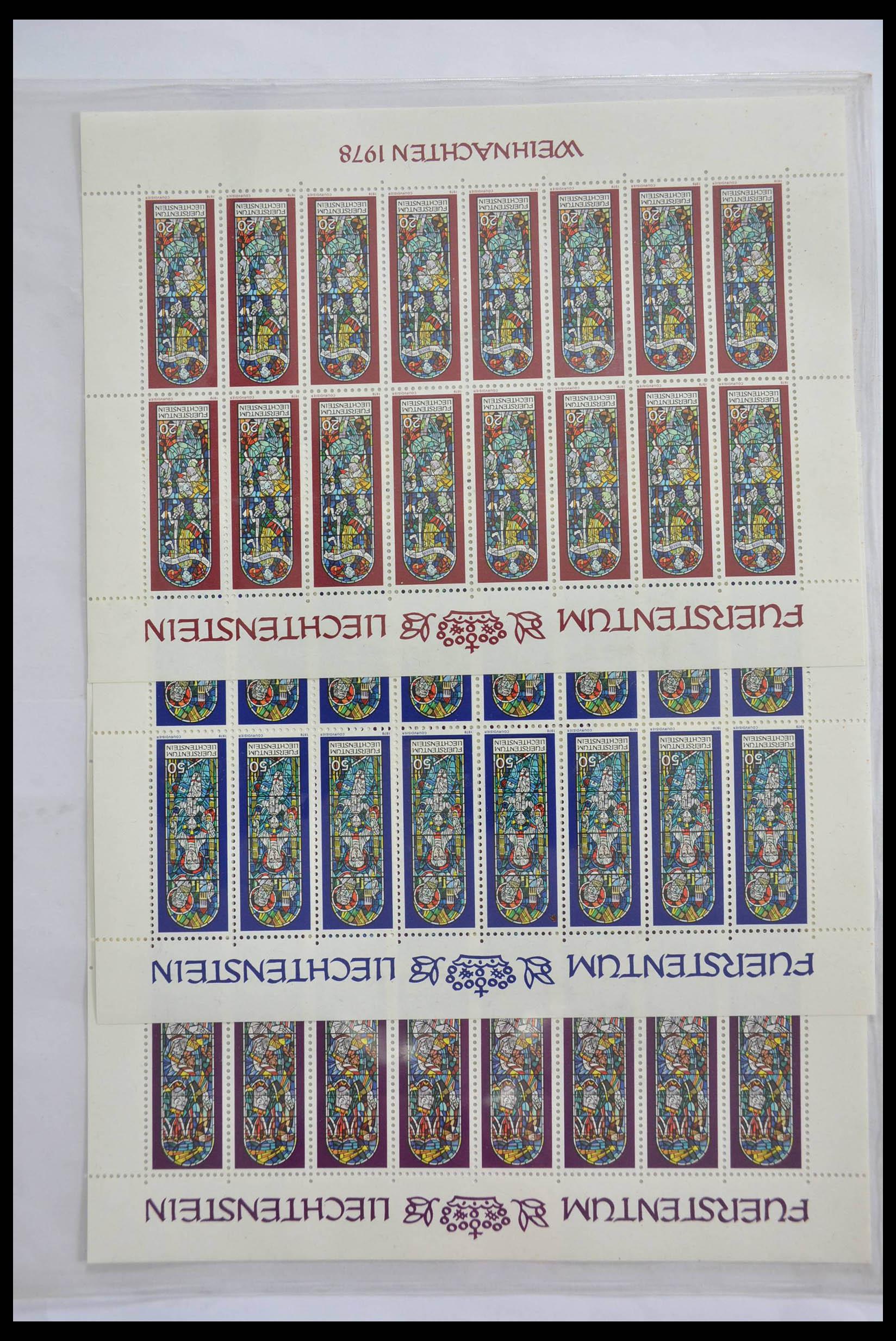28472 012 - 28472 Liechtenstein 1973-1985.