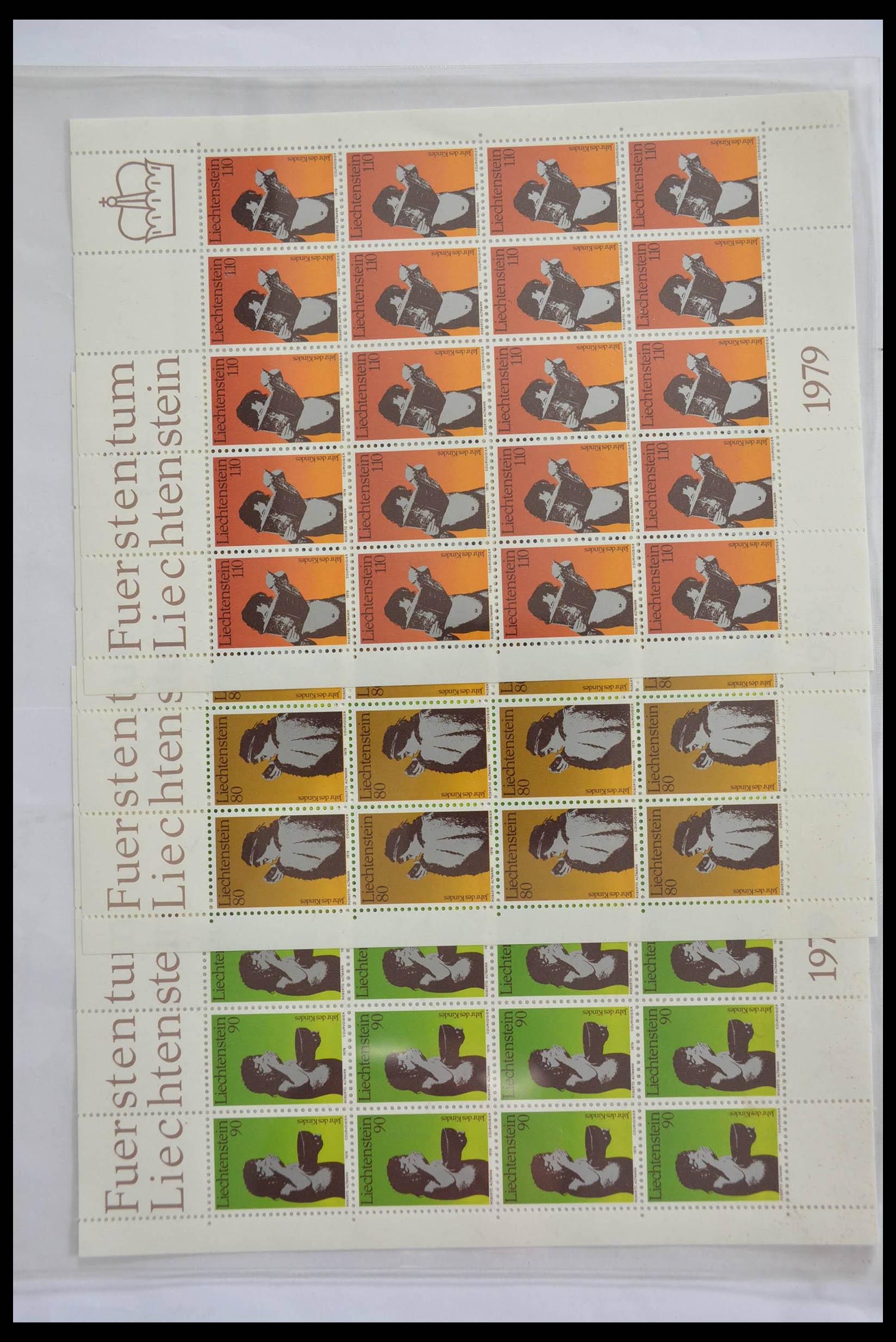 28472 014 - 28472 Liechtenstein 1973-1985.