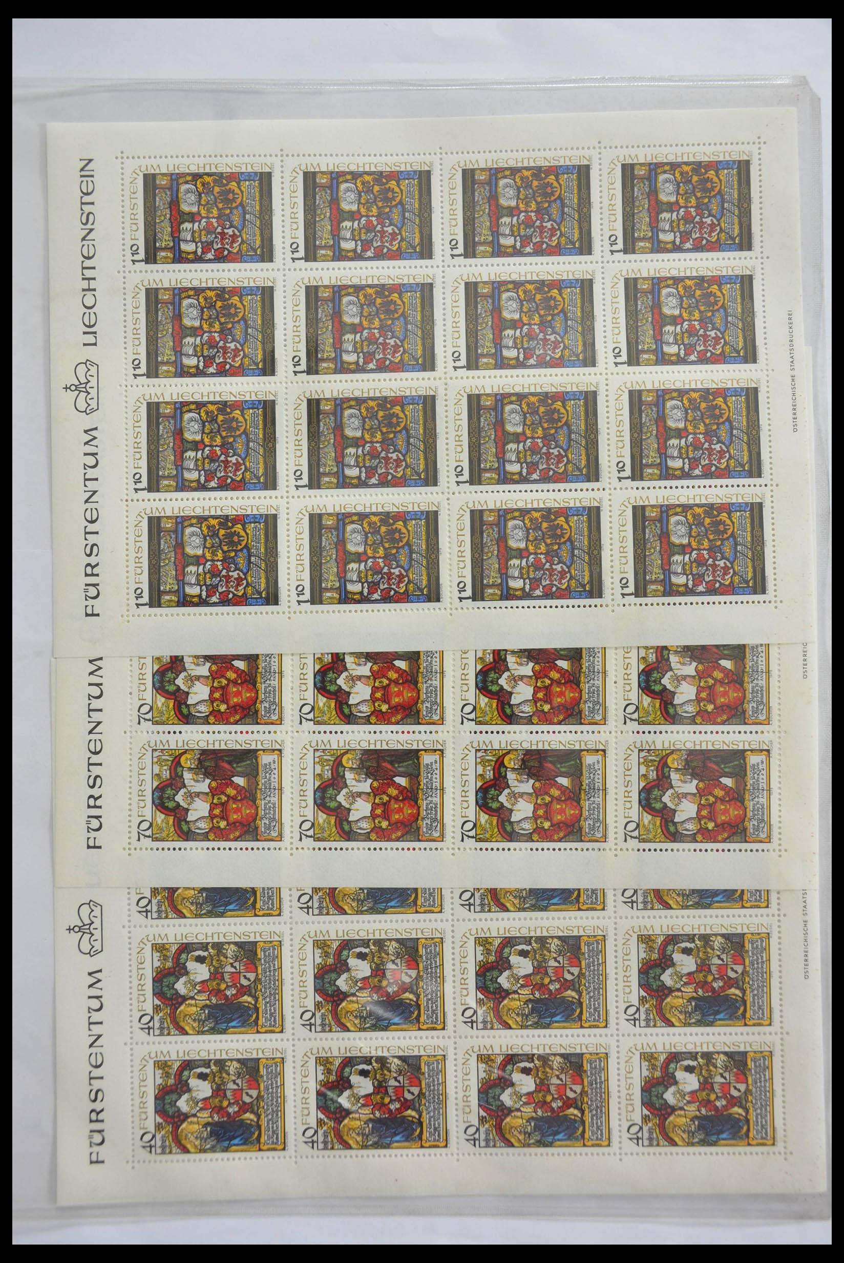 28472 016 - 28472 Liechtenstein 1973-1985.