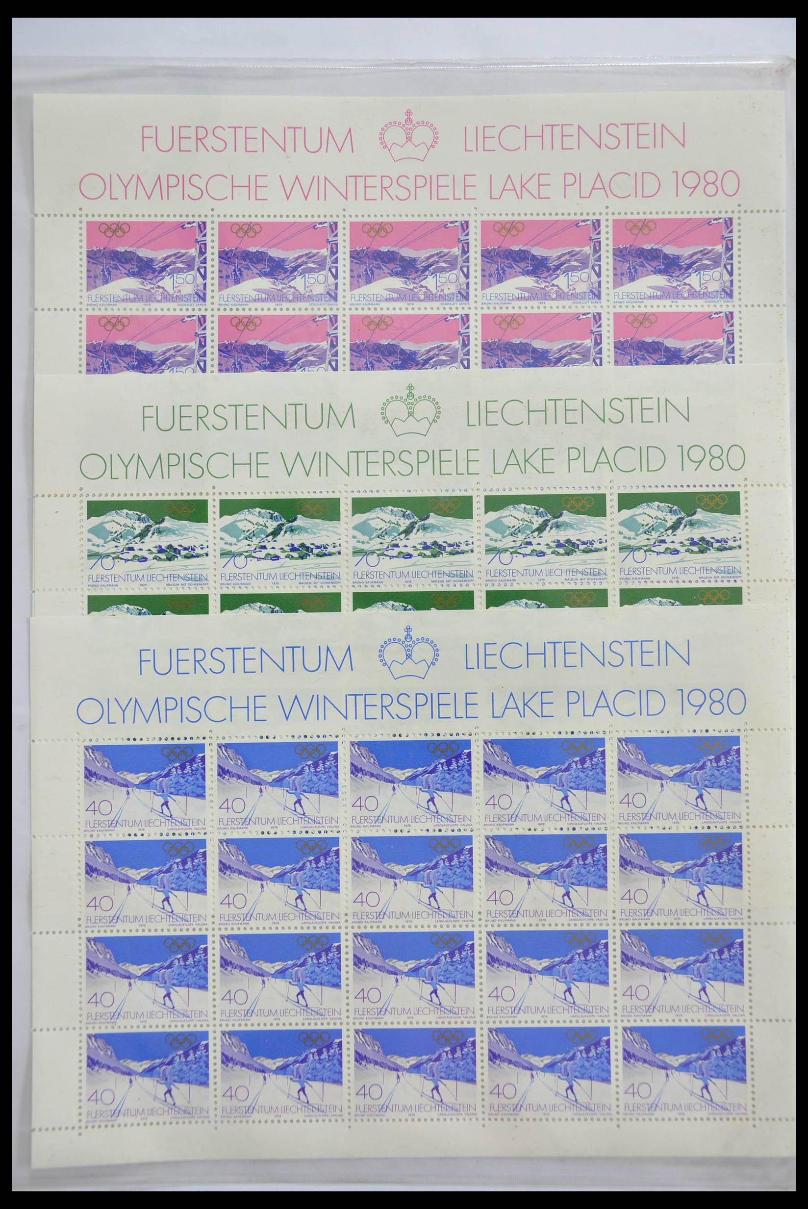 28472 018 - 28472 Liechtenstein 1973-1985.