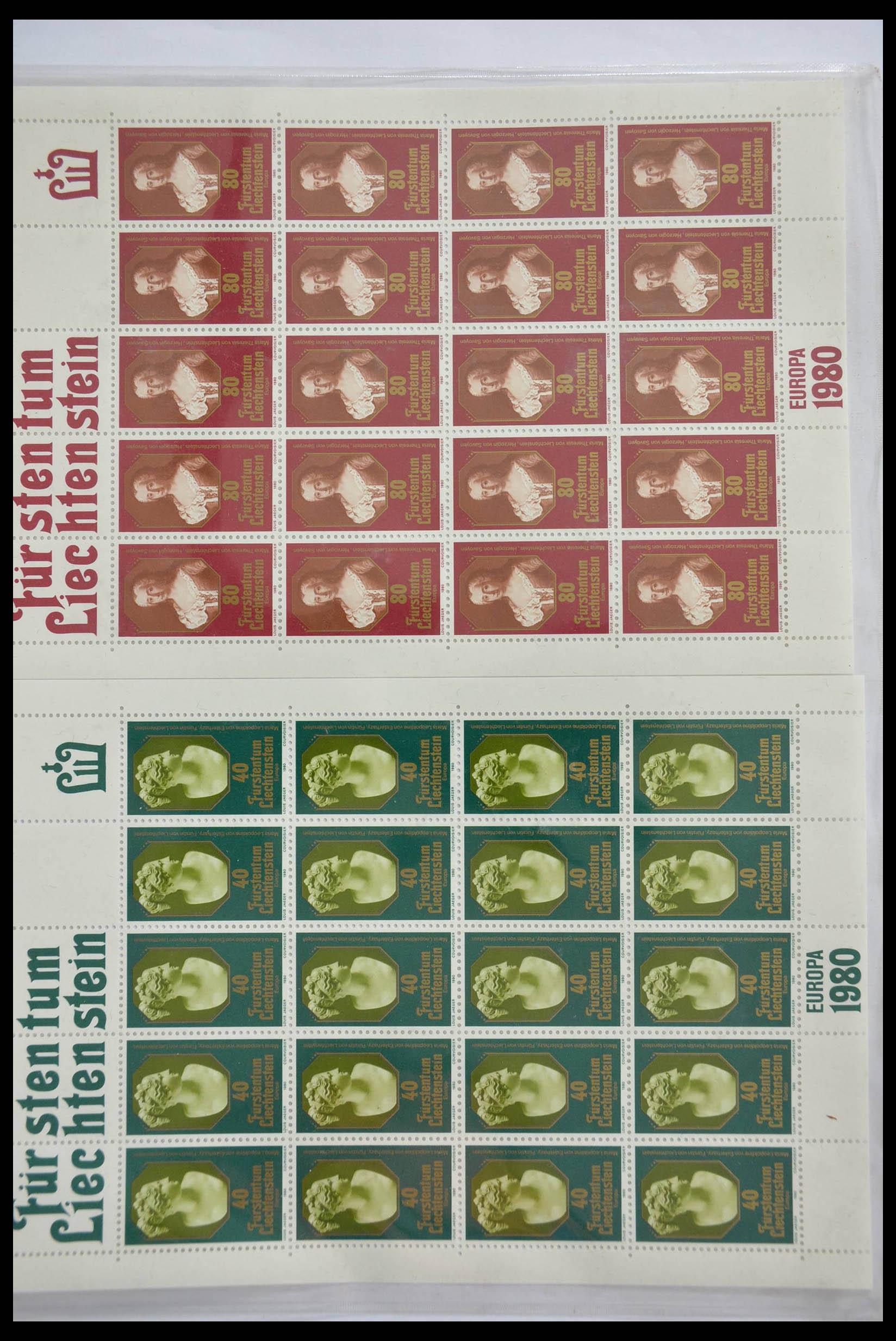 28472 019 - 28472 Liechtenstein 1973-1985.