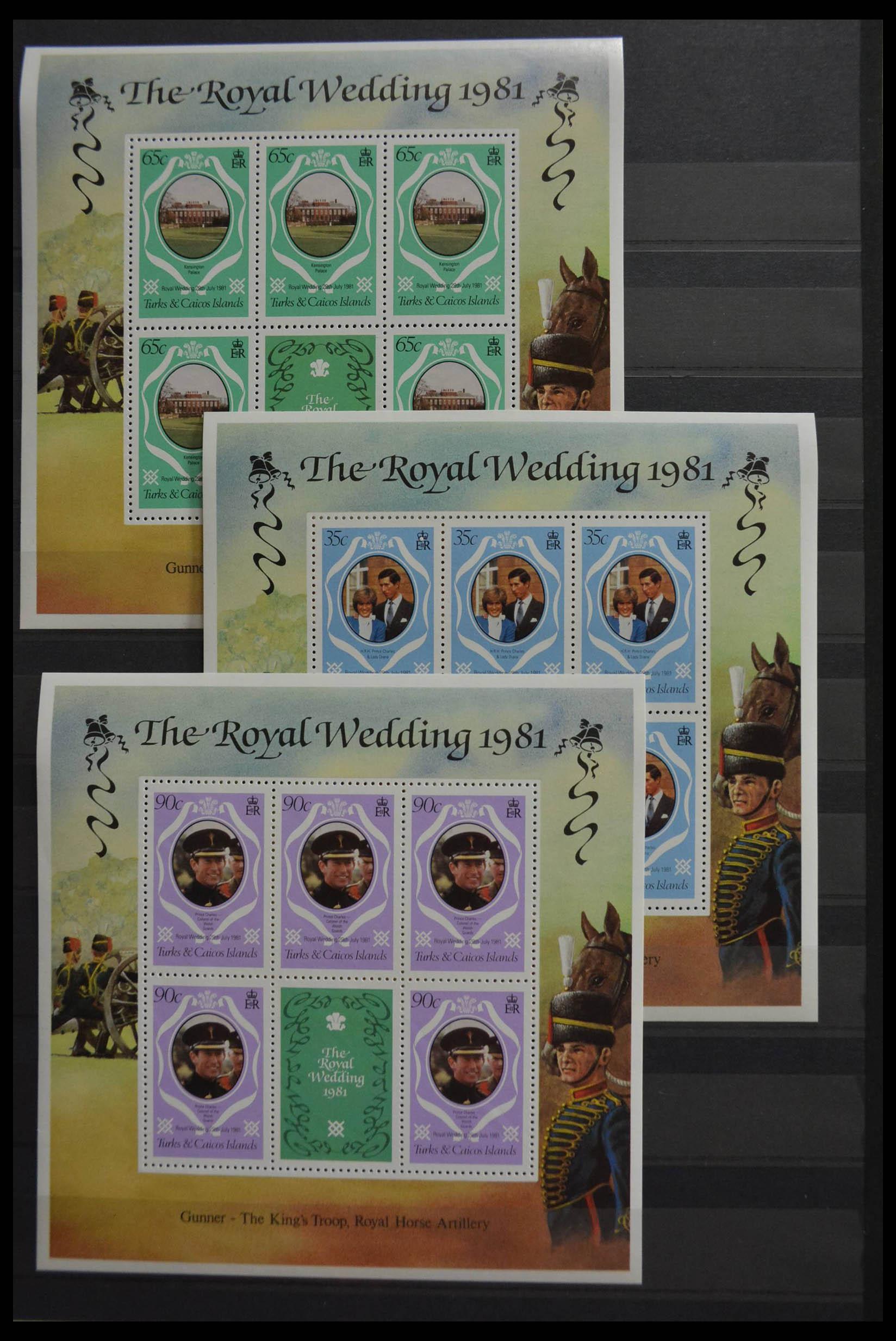 28512 019 - Postzegelverzameling 28512 Britse Gemenebest postfris.