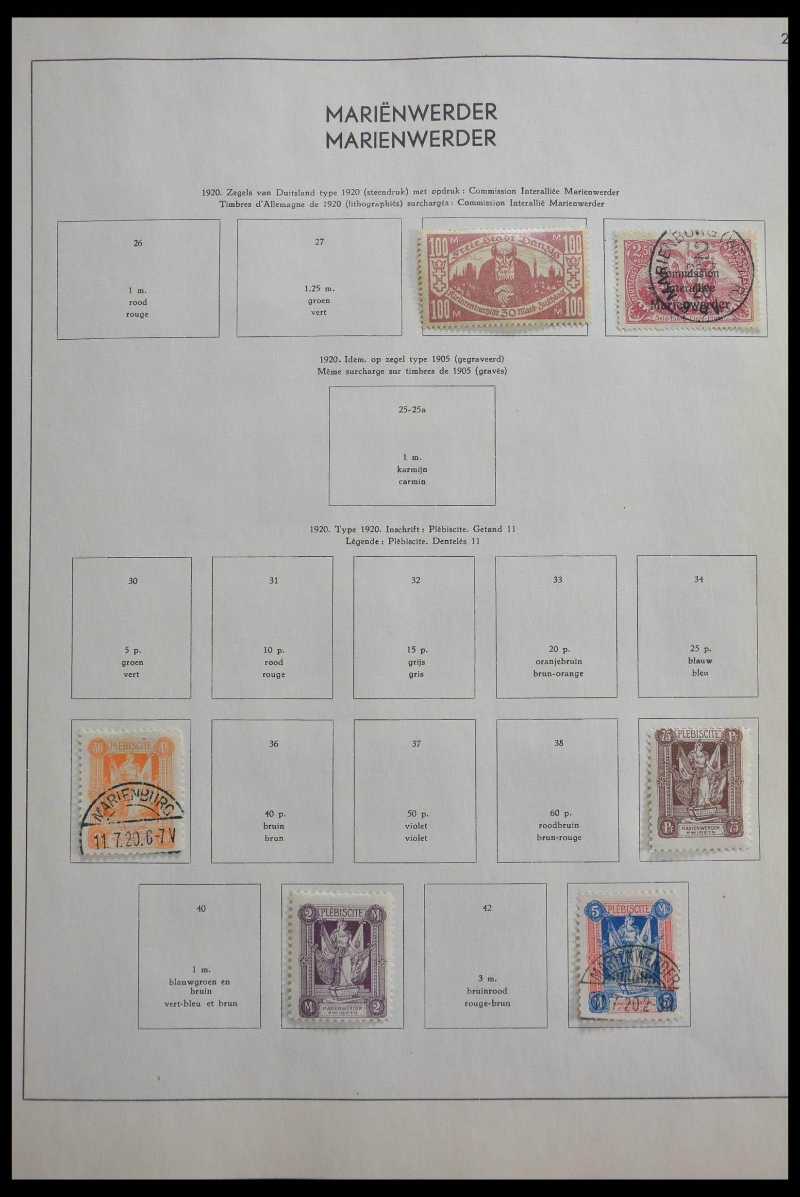28566 003 - 28566 German territories 1914-1959.