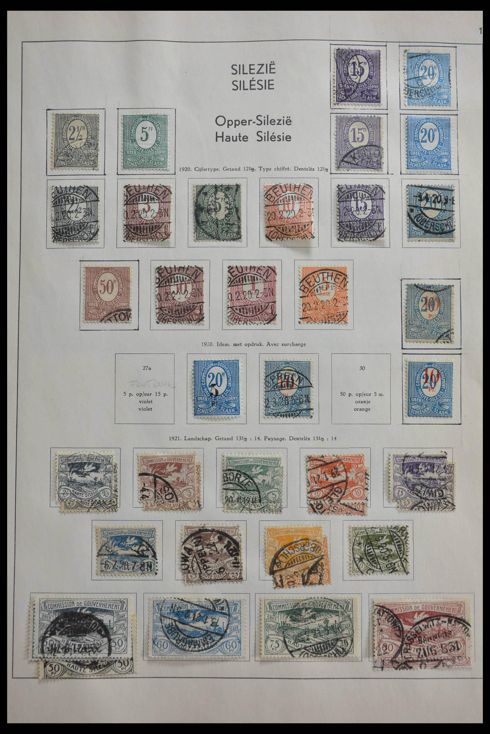 28566 004 - 28566 German territories 1914-1959.