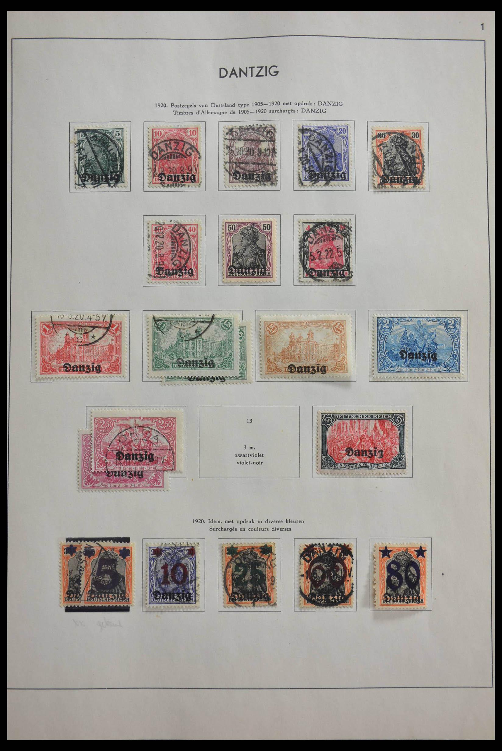 28566 008 - 28566 German territories 1914-1959.