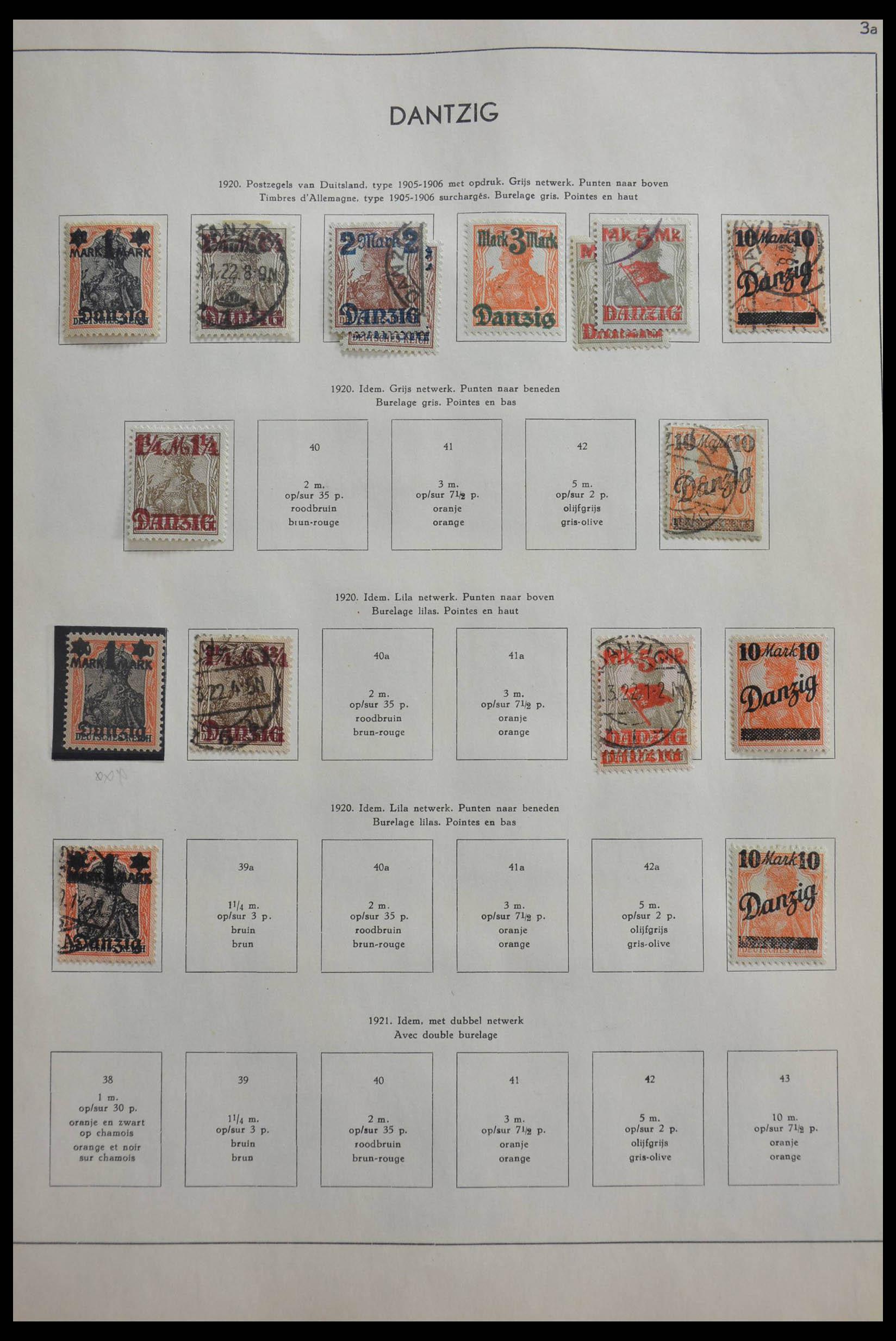 28566 011 - 28566 German territories 1914-1959.