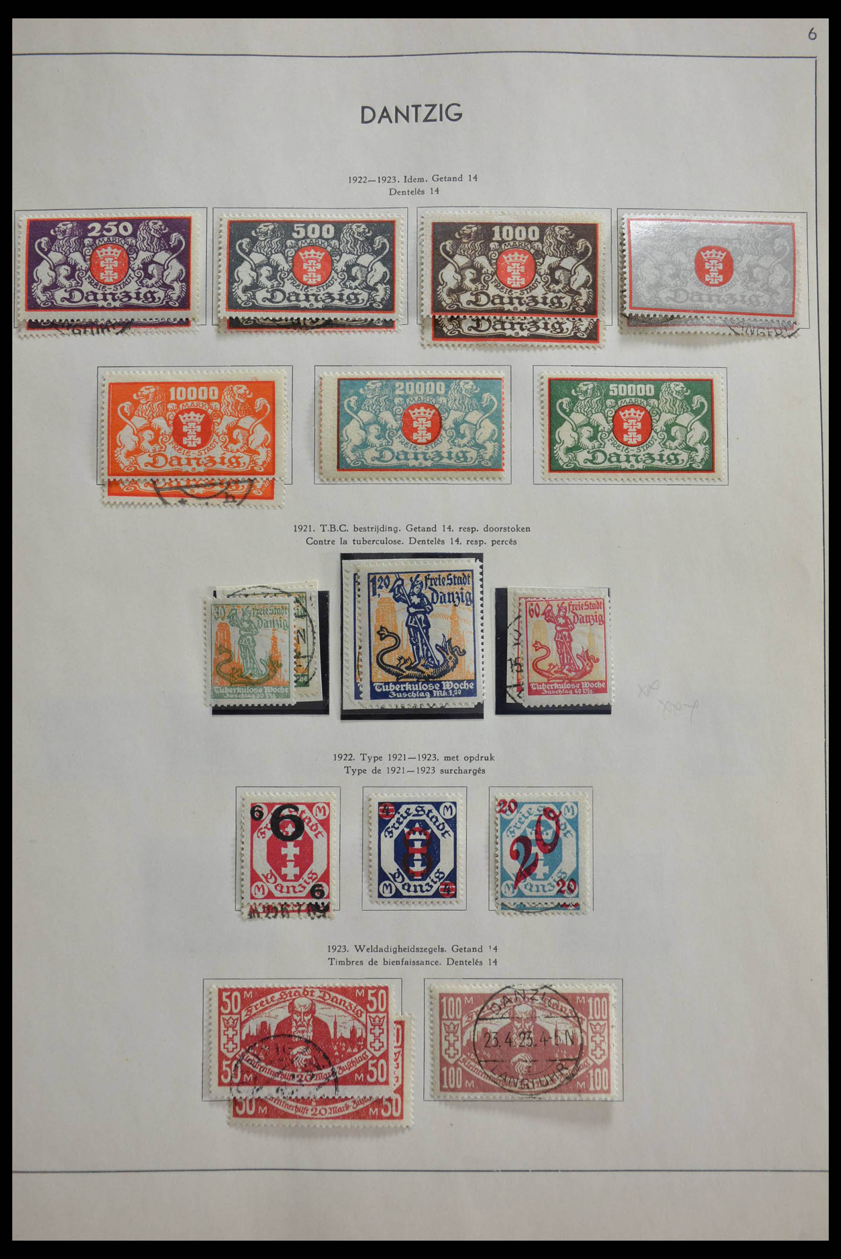 28566 014 - 28566 German territories 1914-1959.