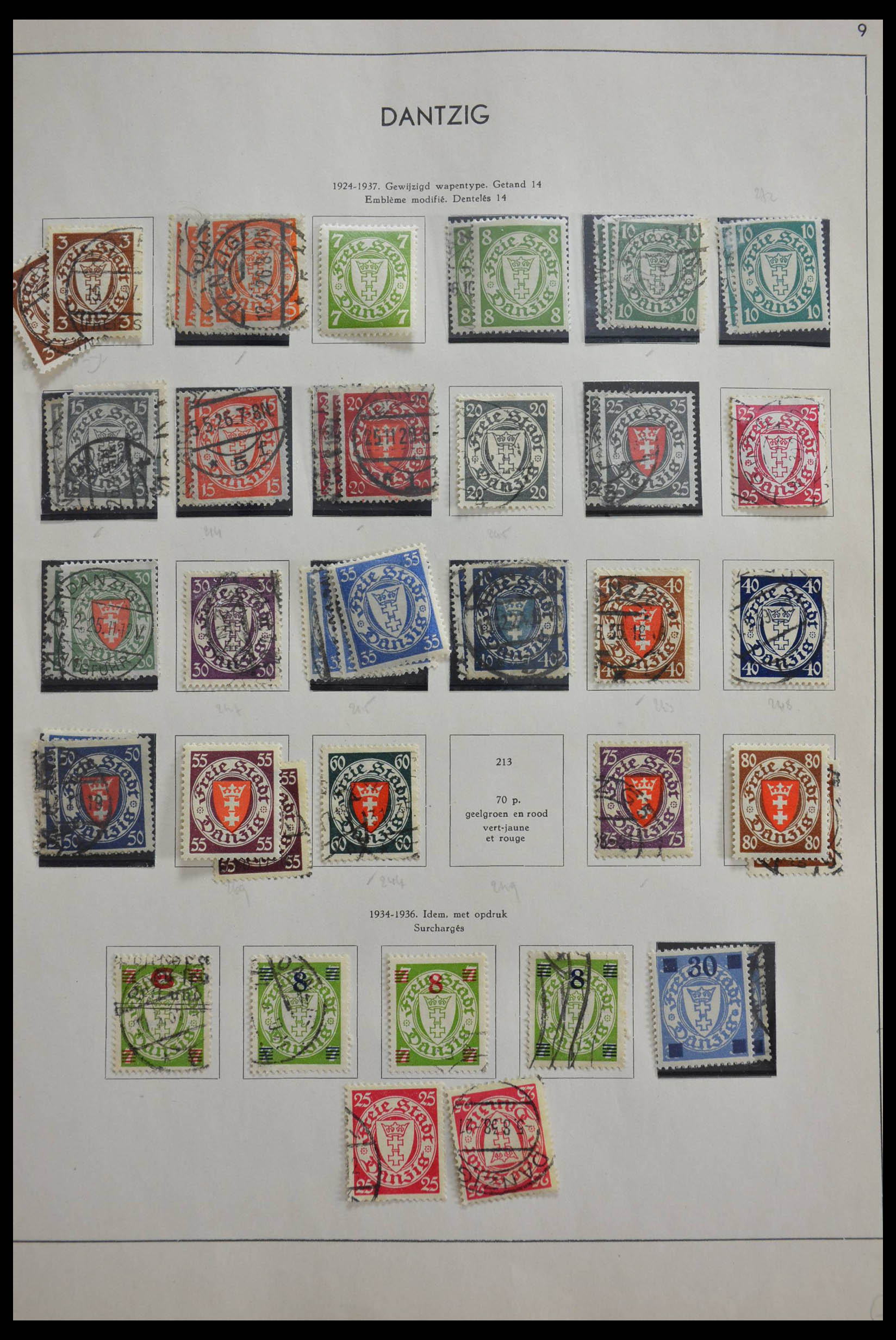 28566 017 - 28566 German territories 1914-1959.