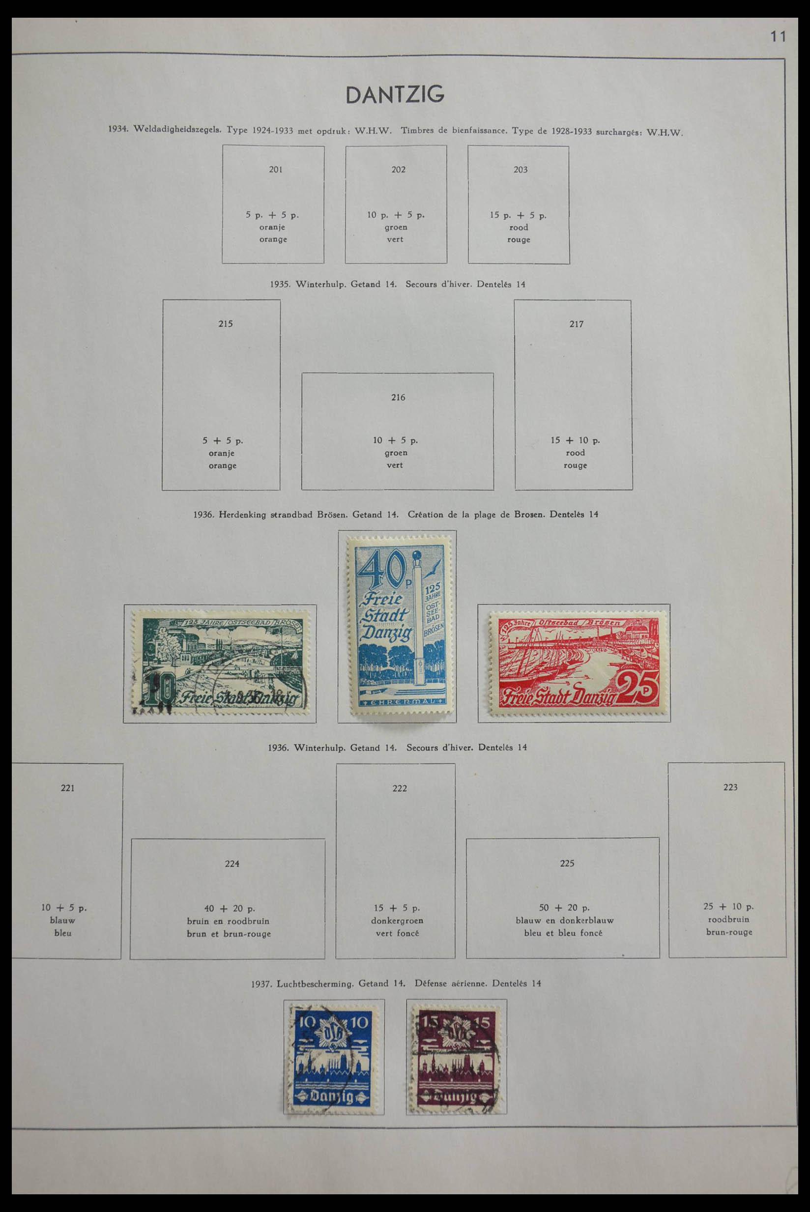 28566 020 - 28566 German territories 1914-1959.