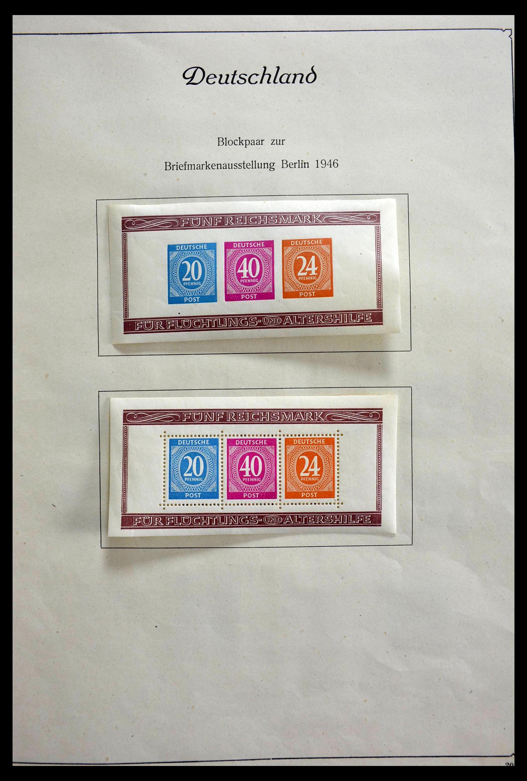 28685 002 - 28685 Germany 1946-1969.