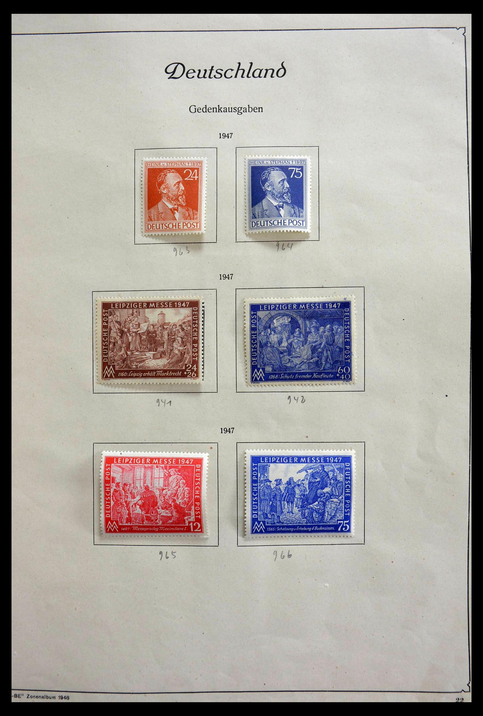 28685 004 - 28685 Germany 1946-1969.