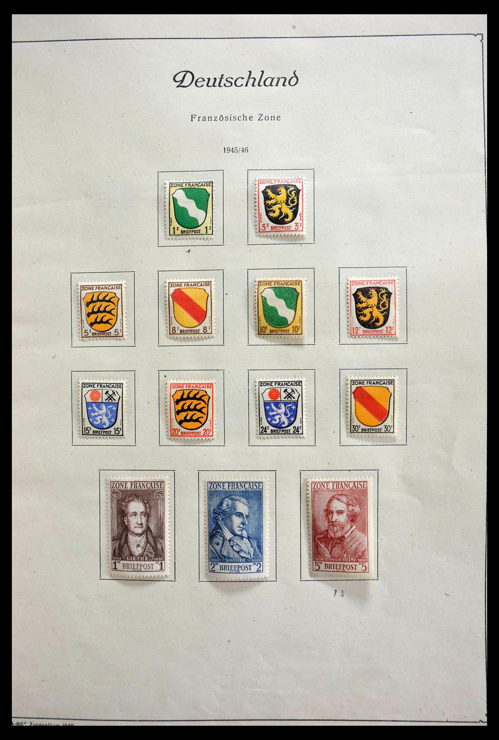 28685 005 - 28685 Germany 1946-1969.