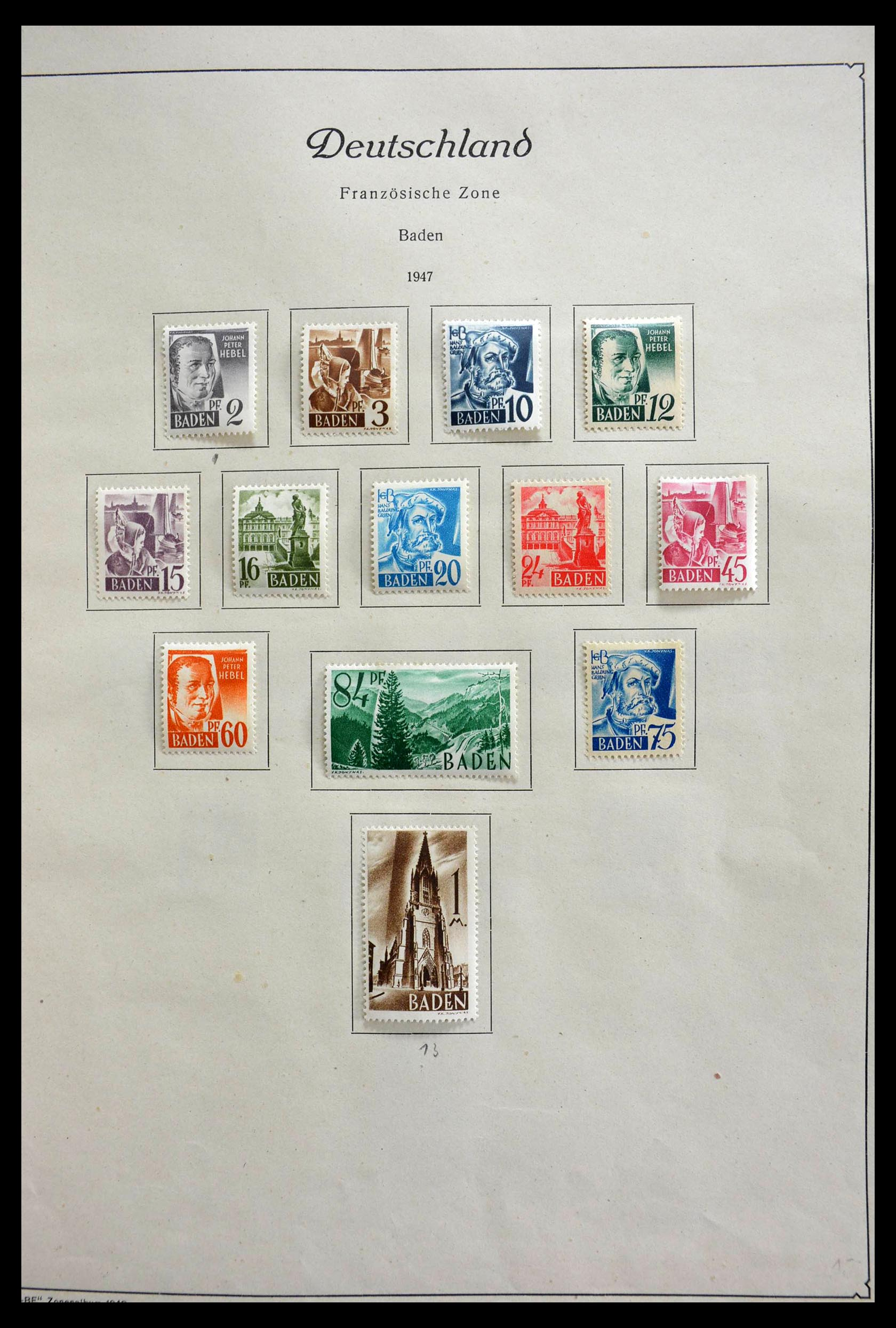 28685 006 - 28685 Germany 1946-1969.