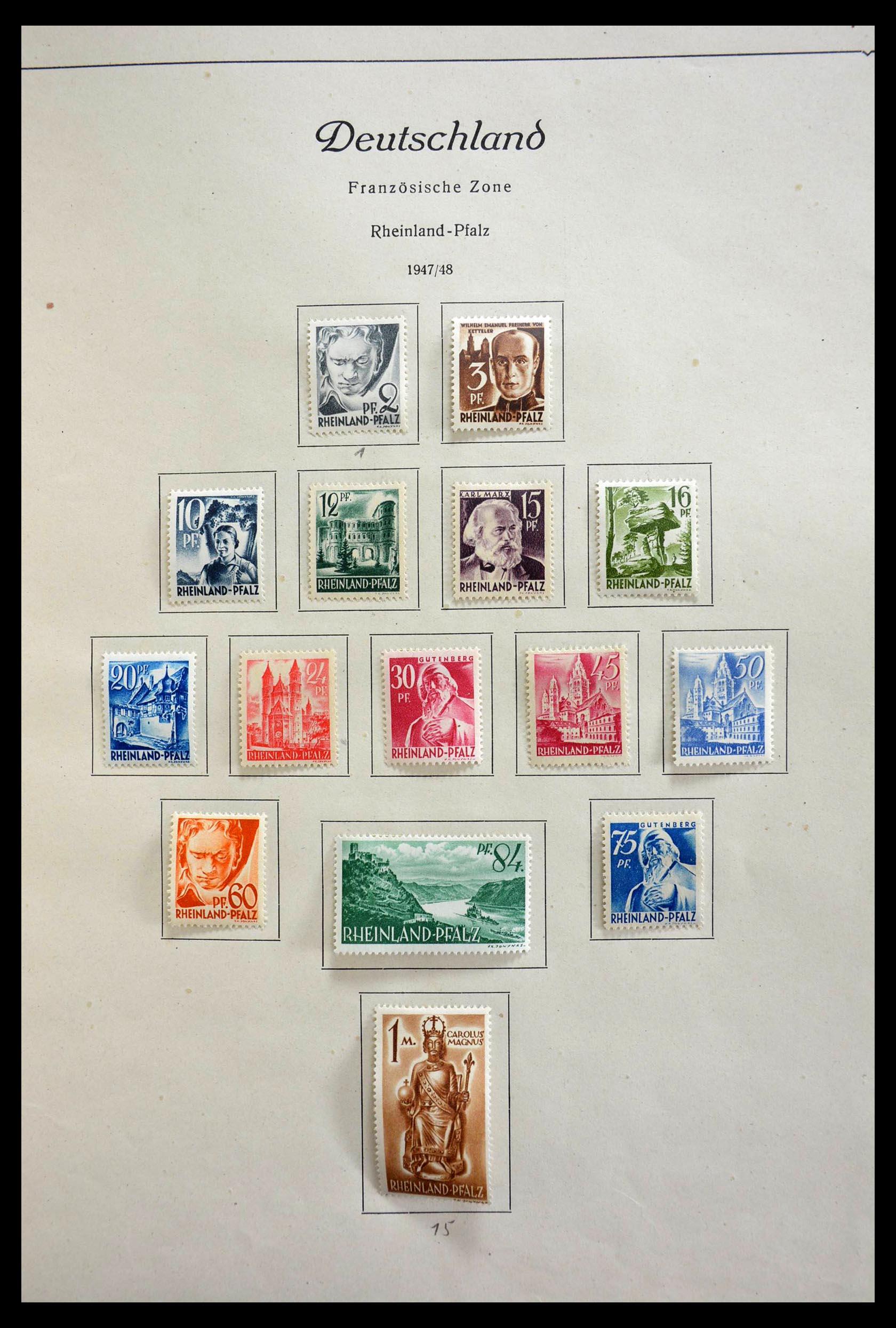 28685 013 - 28685 Germany 1946-1969.