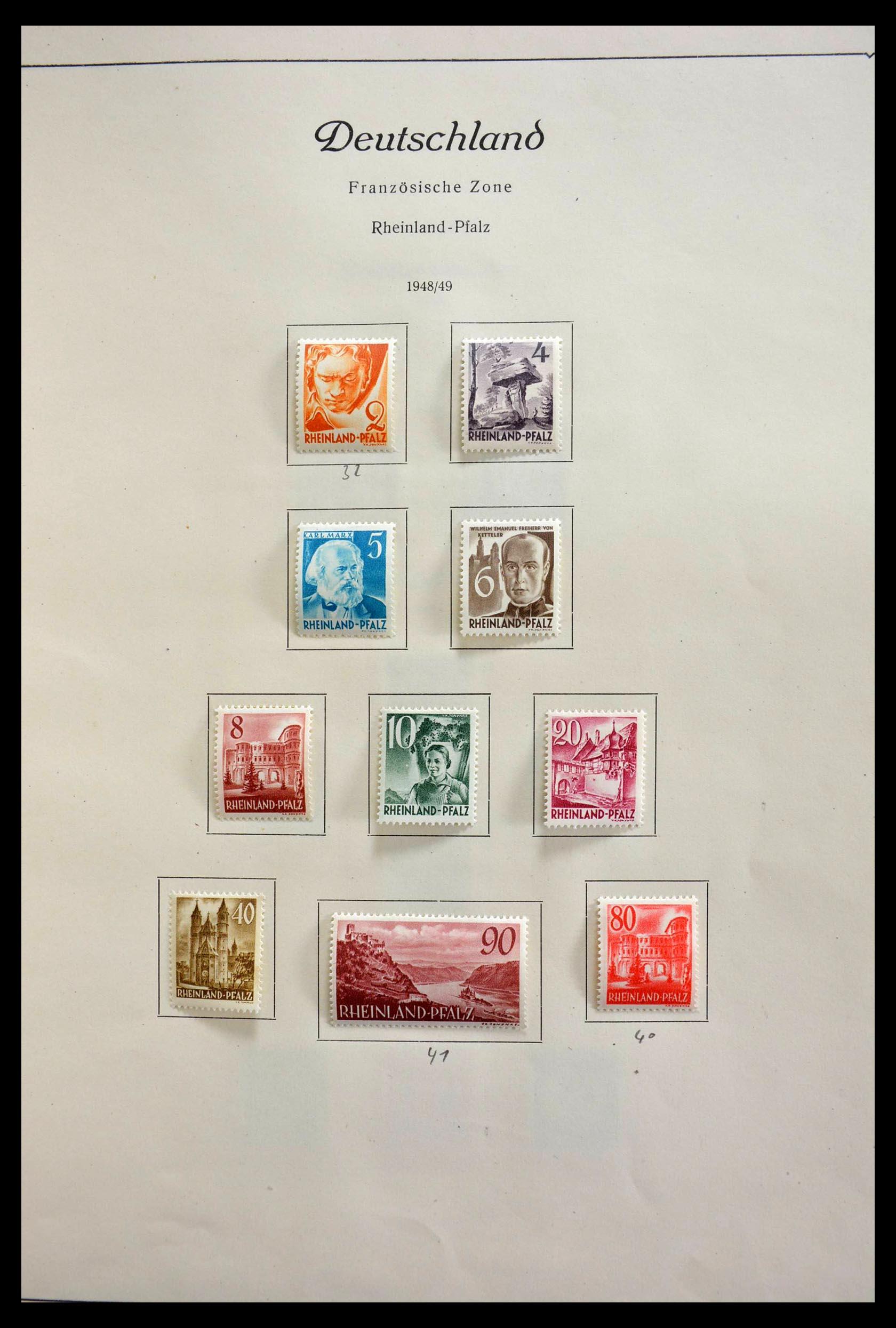 28685 015 - 28685 Germany 1946-1969.