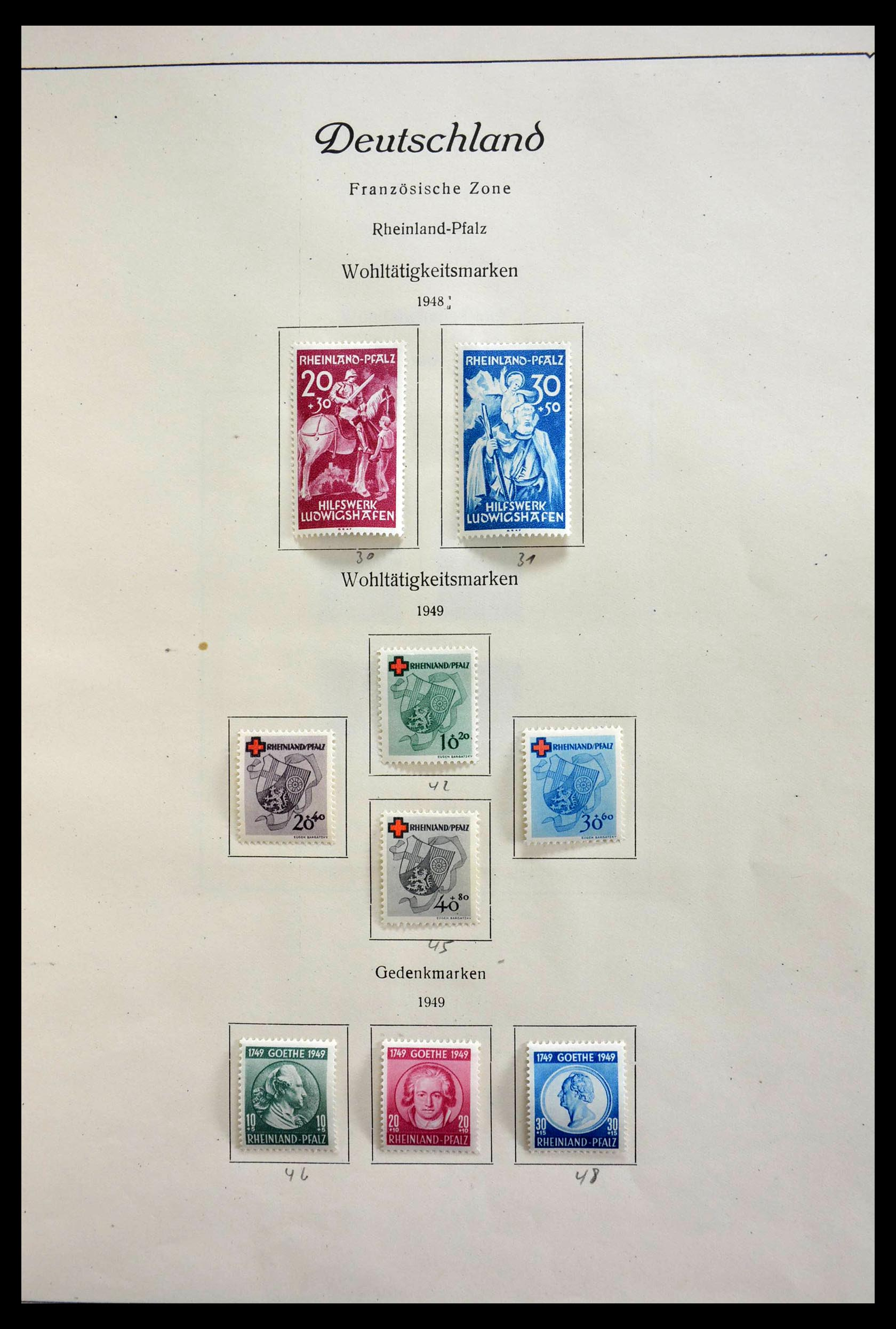 28685 016 - 28685 Germany 1946-1969.
