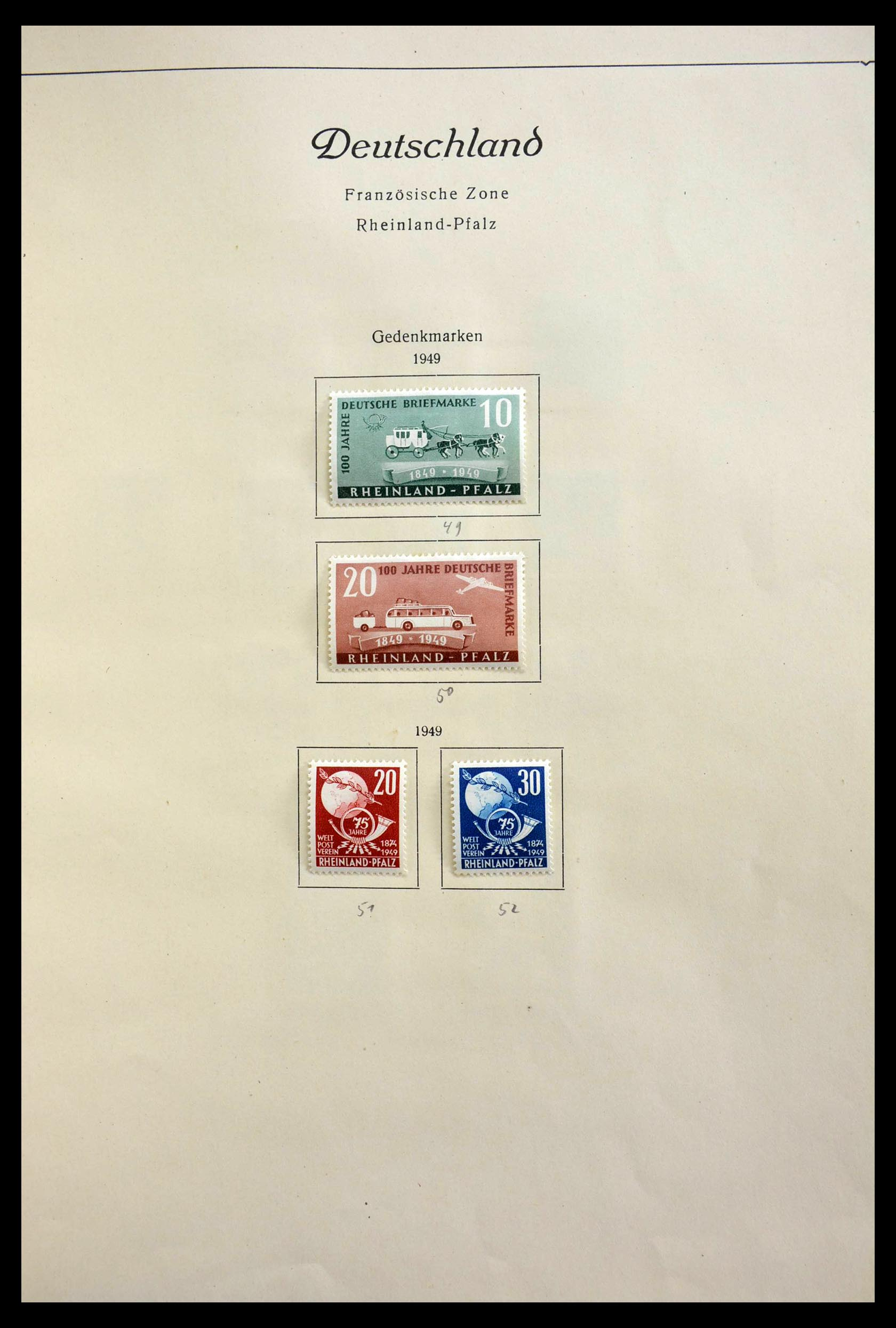 28685 018 - 28685 Germany 1946-1969.
