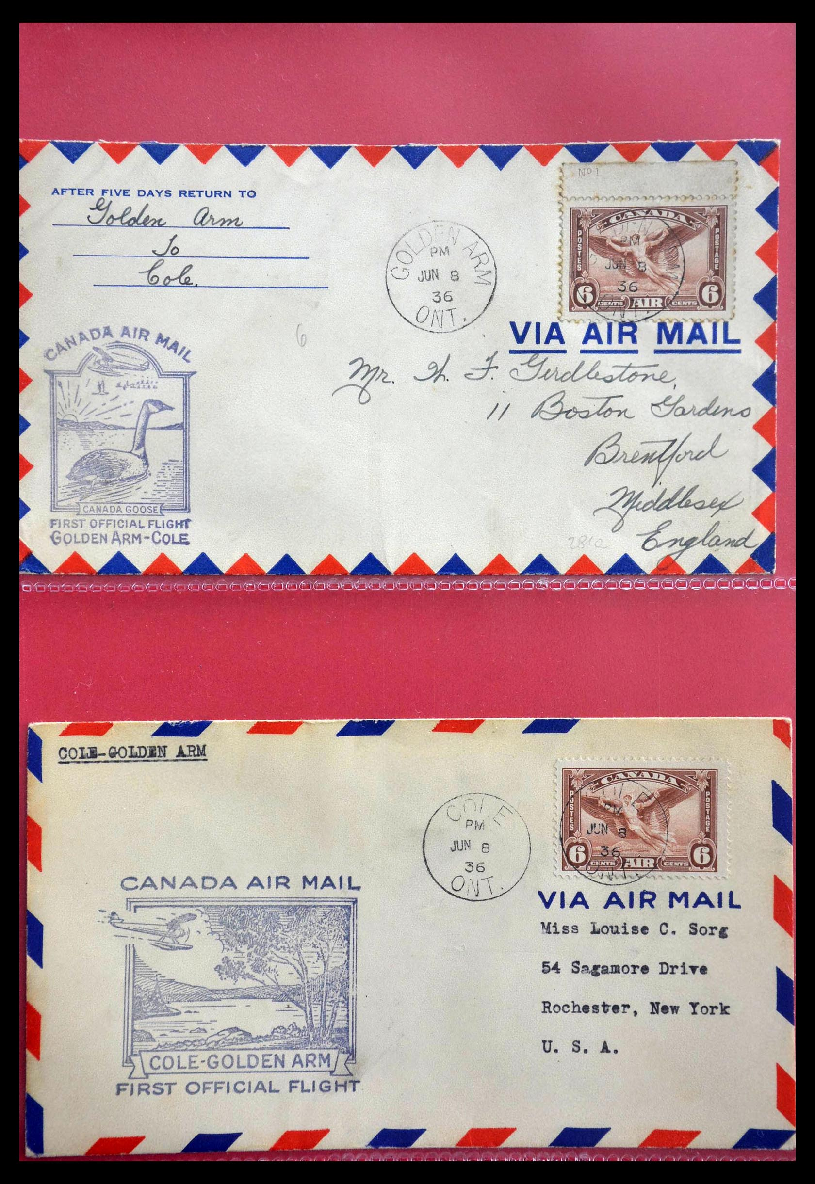28696 009 - 28696 Canada covers 1872-1939.