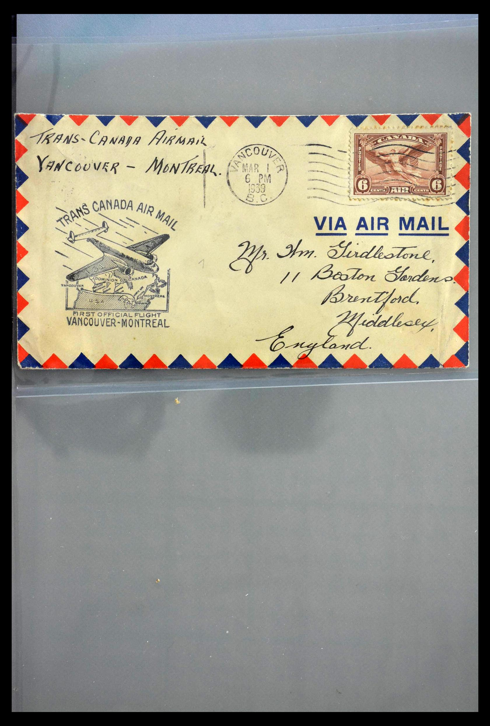 28696 019 - 28696 Canada covers 1872-1939.