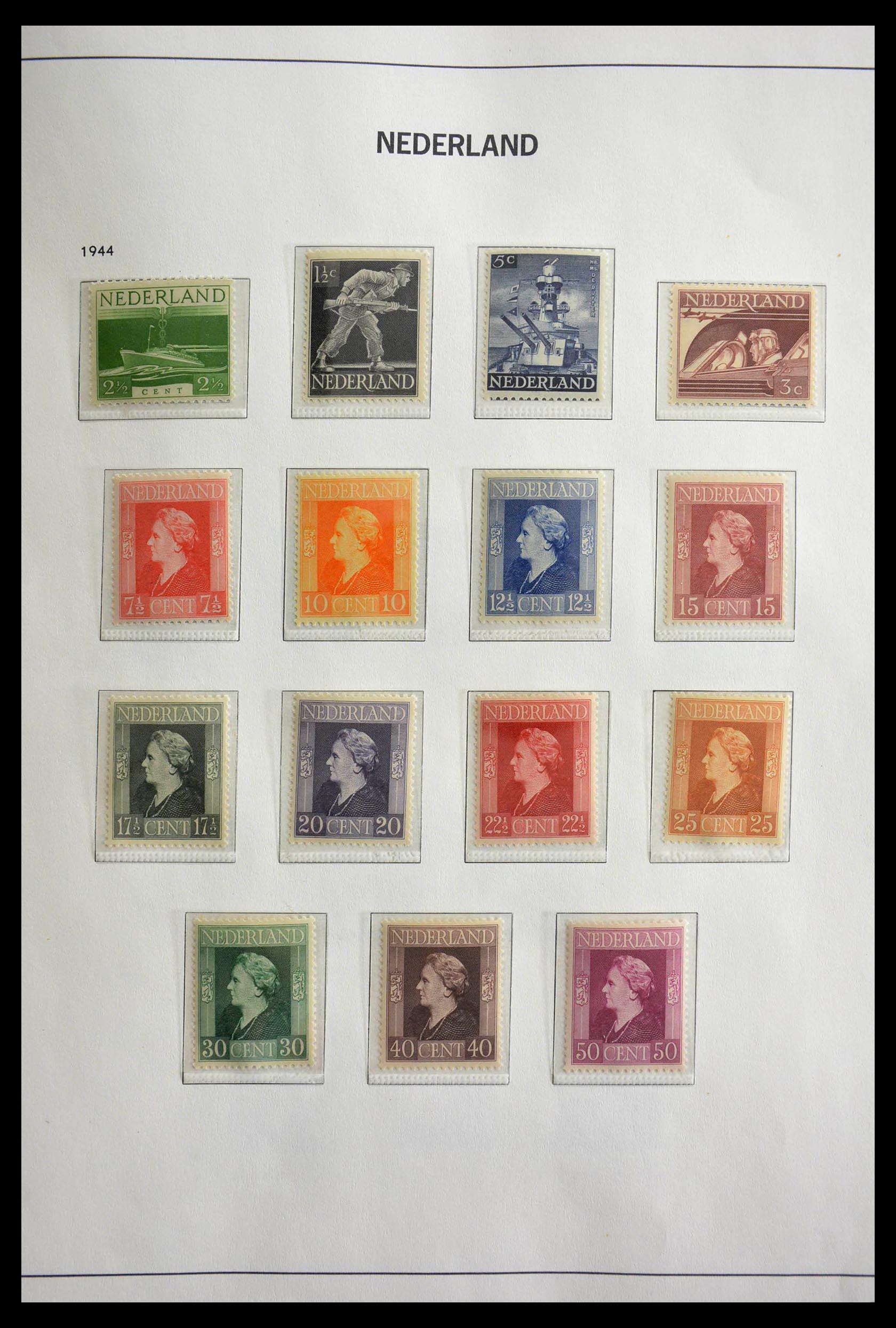 28751 001 - 28751 Netherlands 1945-1989.