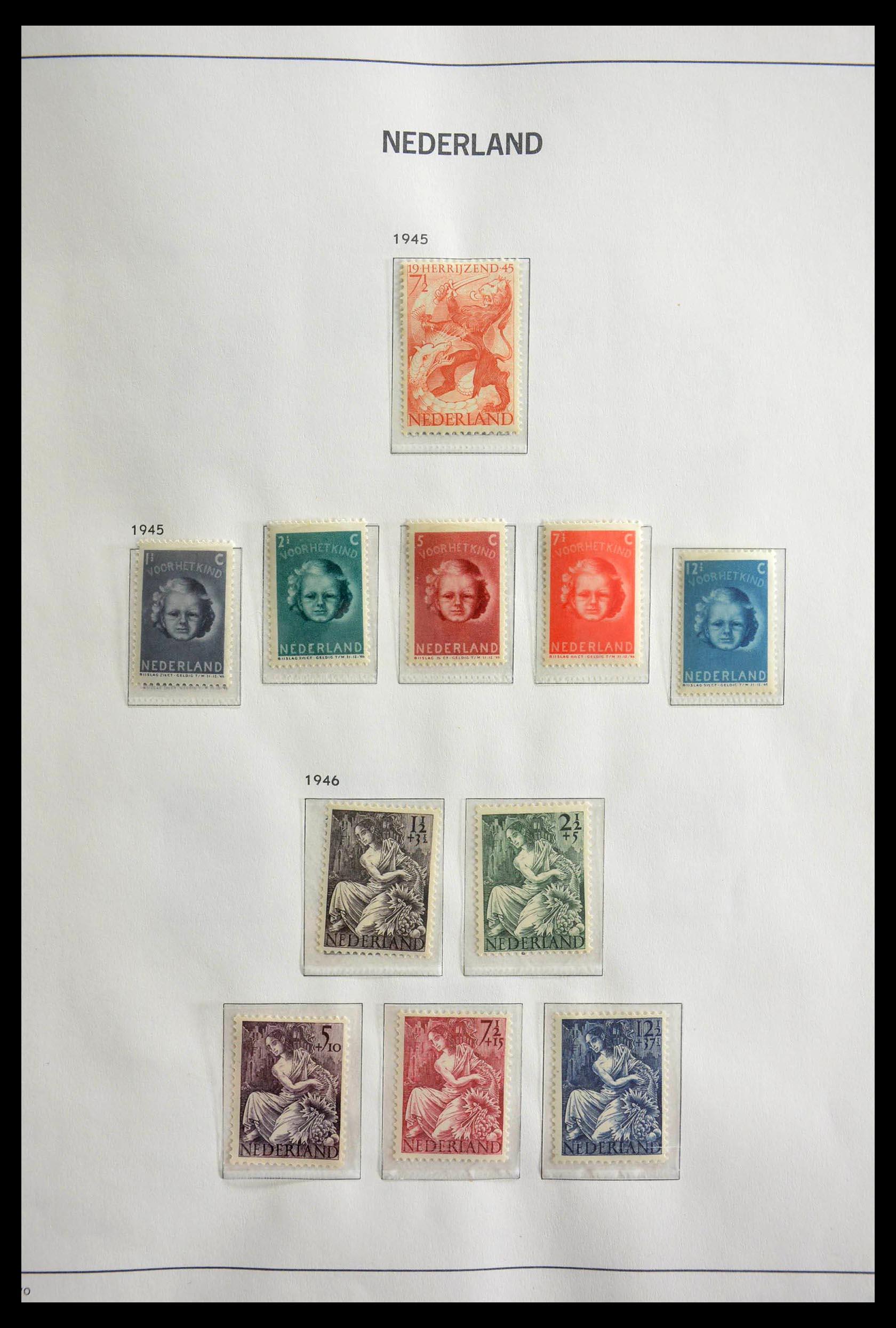 28751 002 - 28751 Netherlands 1945-1989.