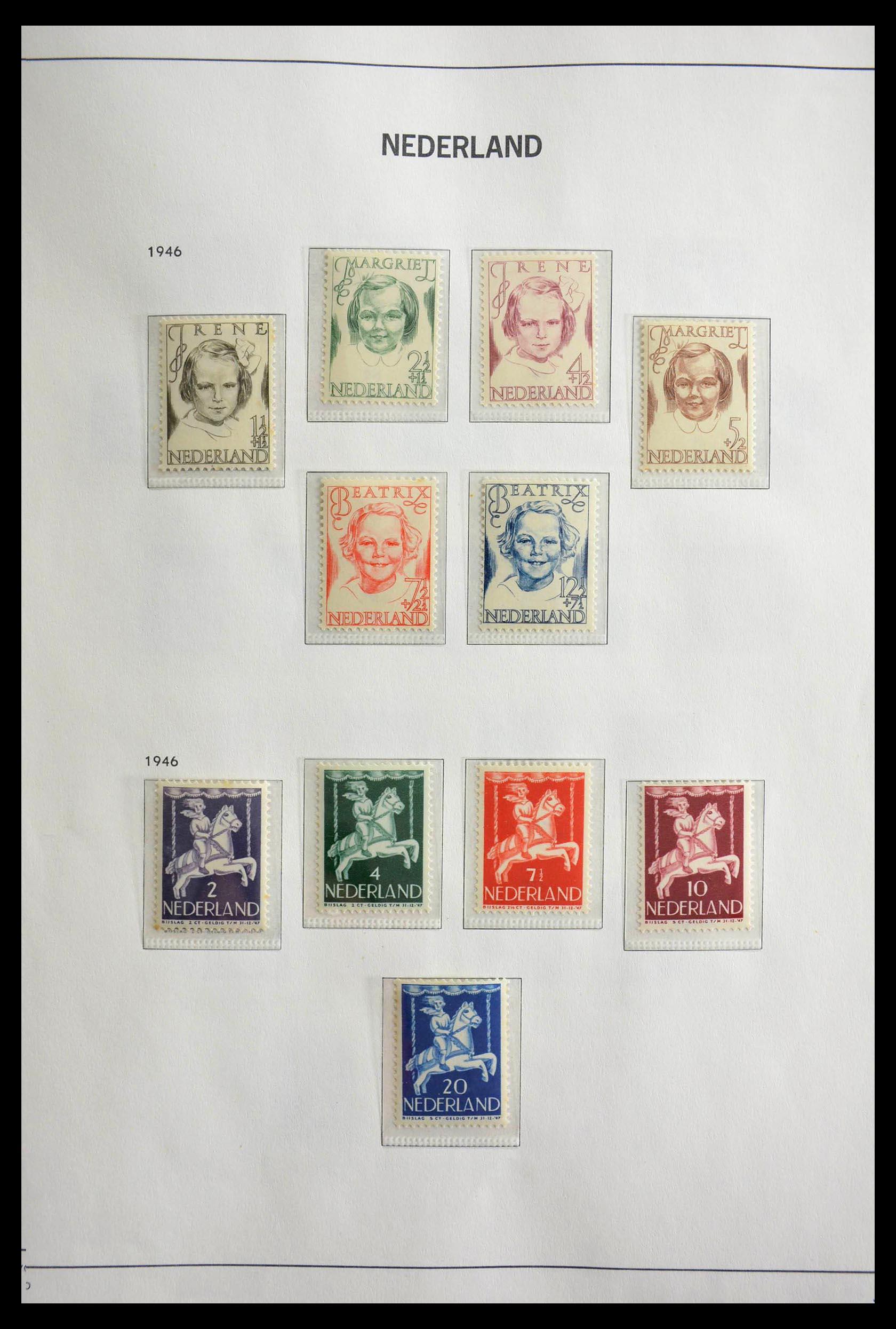 28751 003 - 28751 Netherlands 1945-1989.