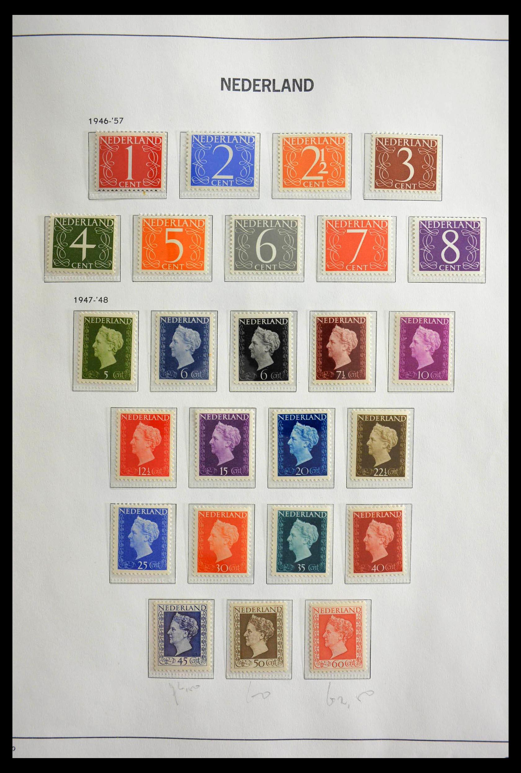28751 004 - 28751 Netherlands 1945-1989.