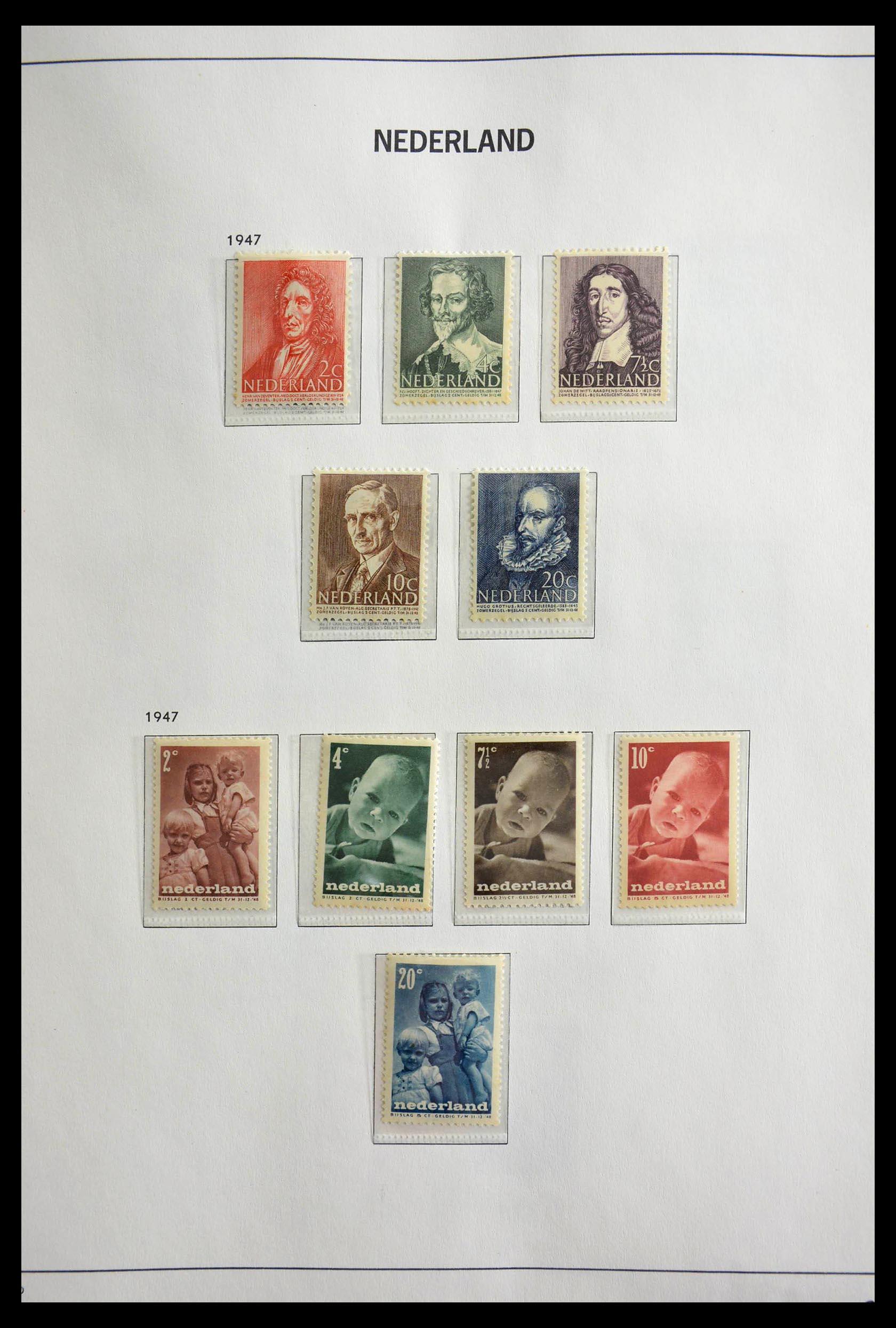 28751 005 - 28751 Netherlands 1945-1989.