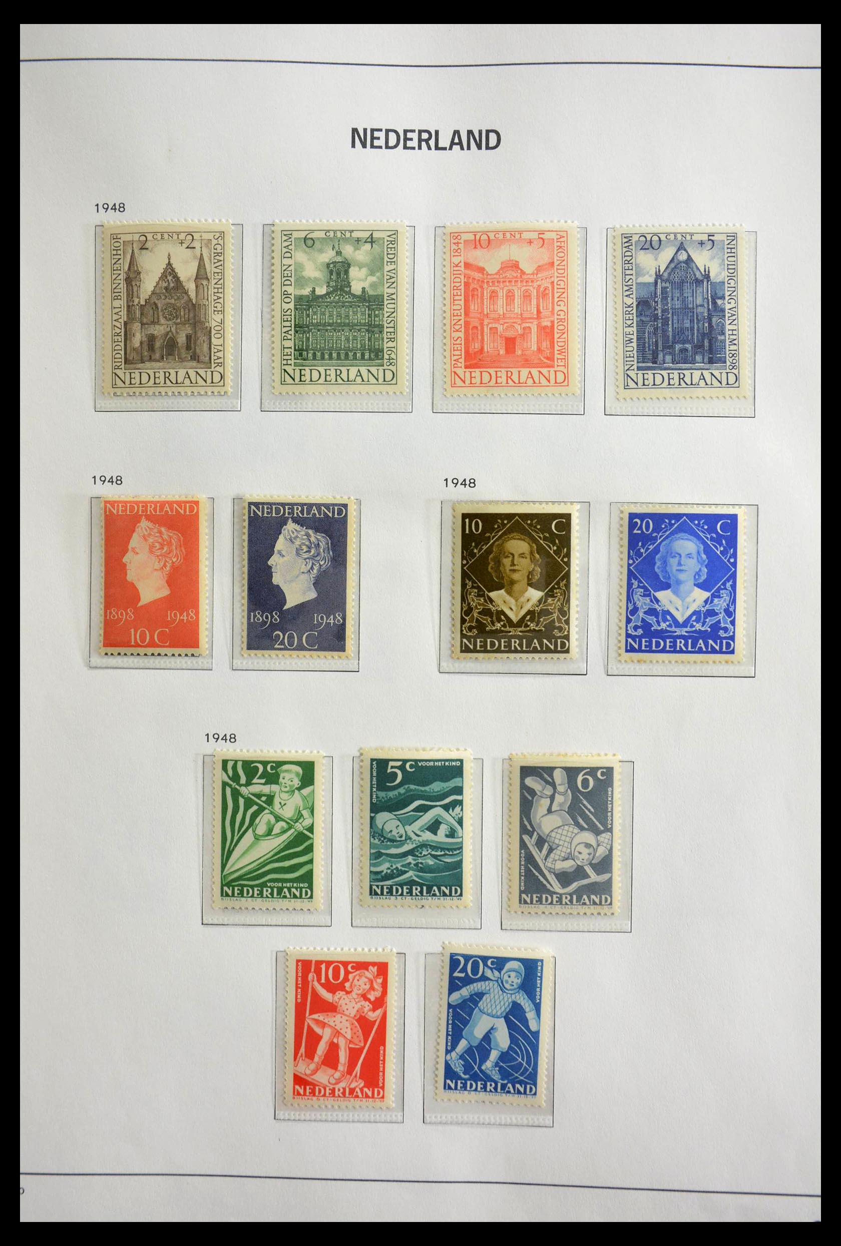 28751 006 - 28751 Netherlands 1945-1989.