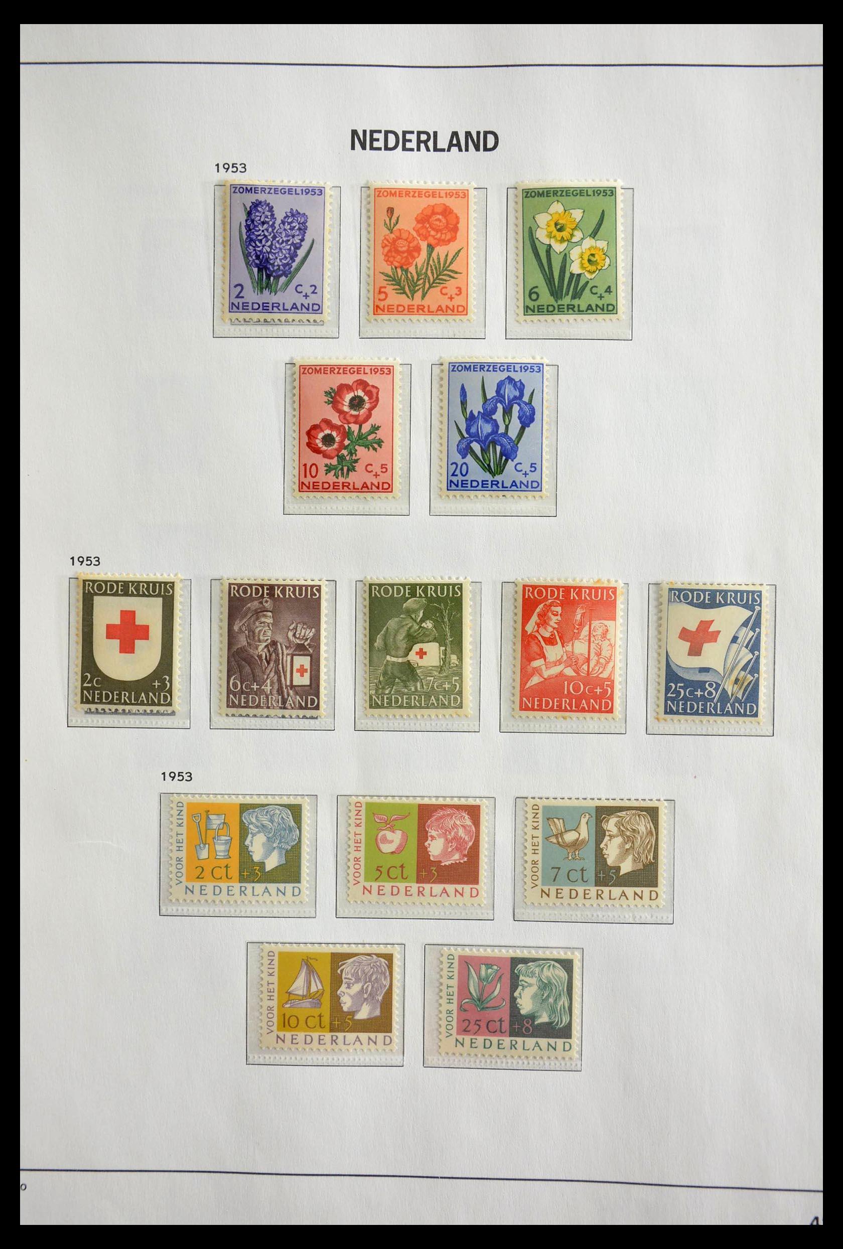28751 013 - 28751 Netherlands 1945-1989.