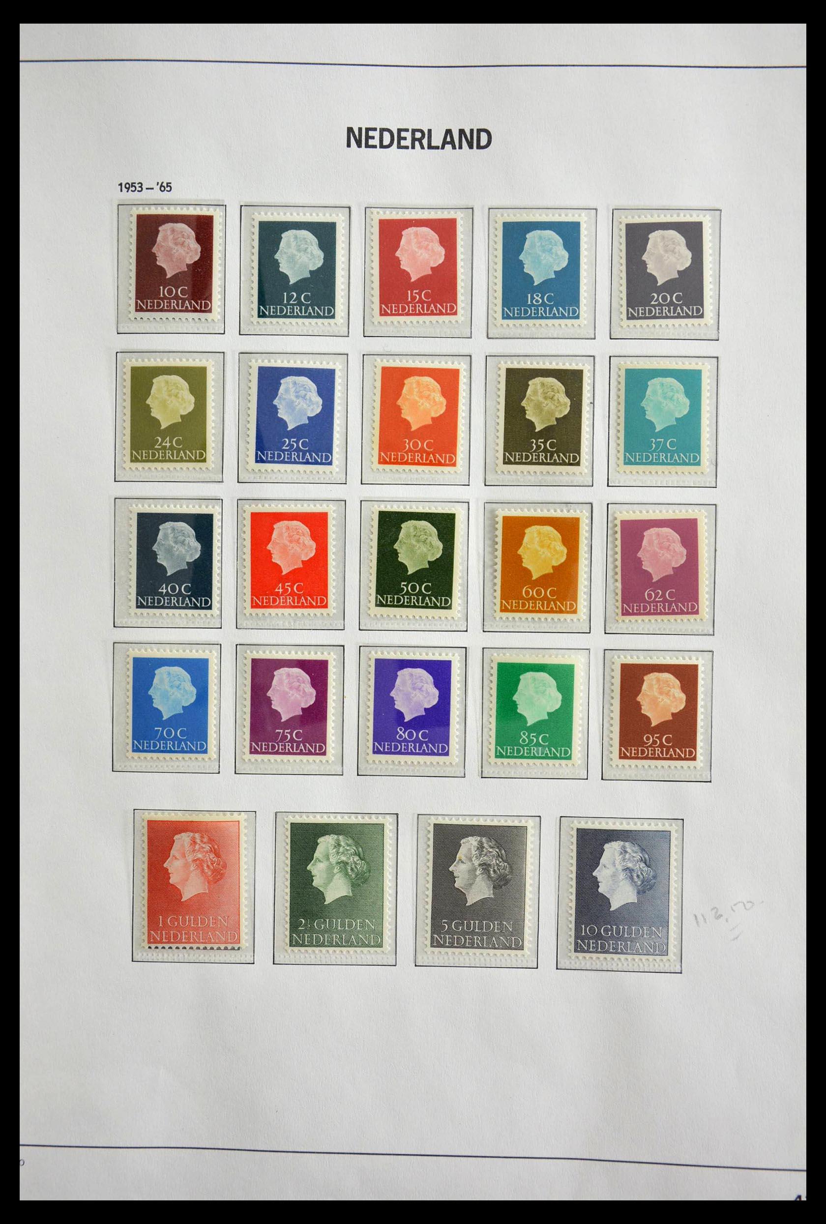 28751 014 - 28751 Netherlands 1945-1989.