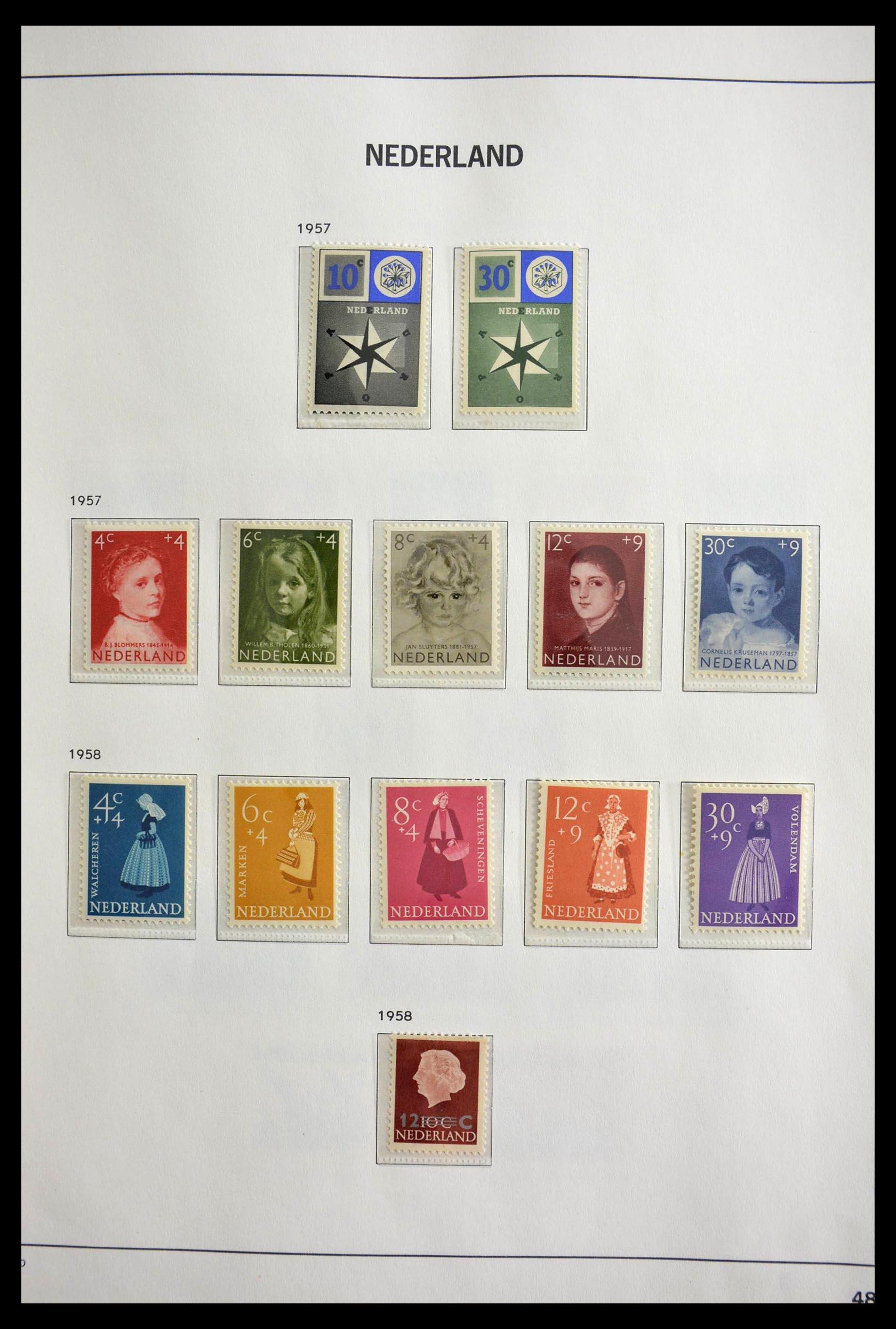 28751 019 - 28751 Netherlands 1945-1989.