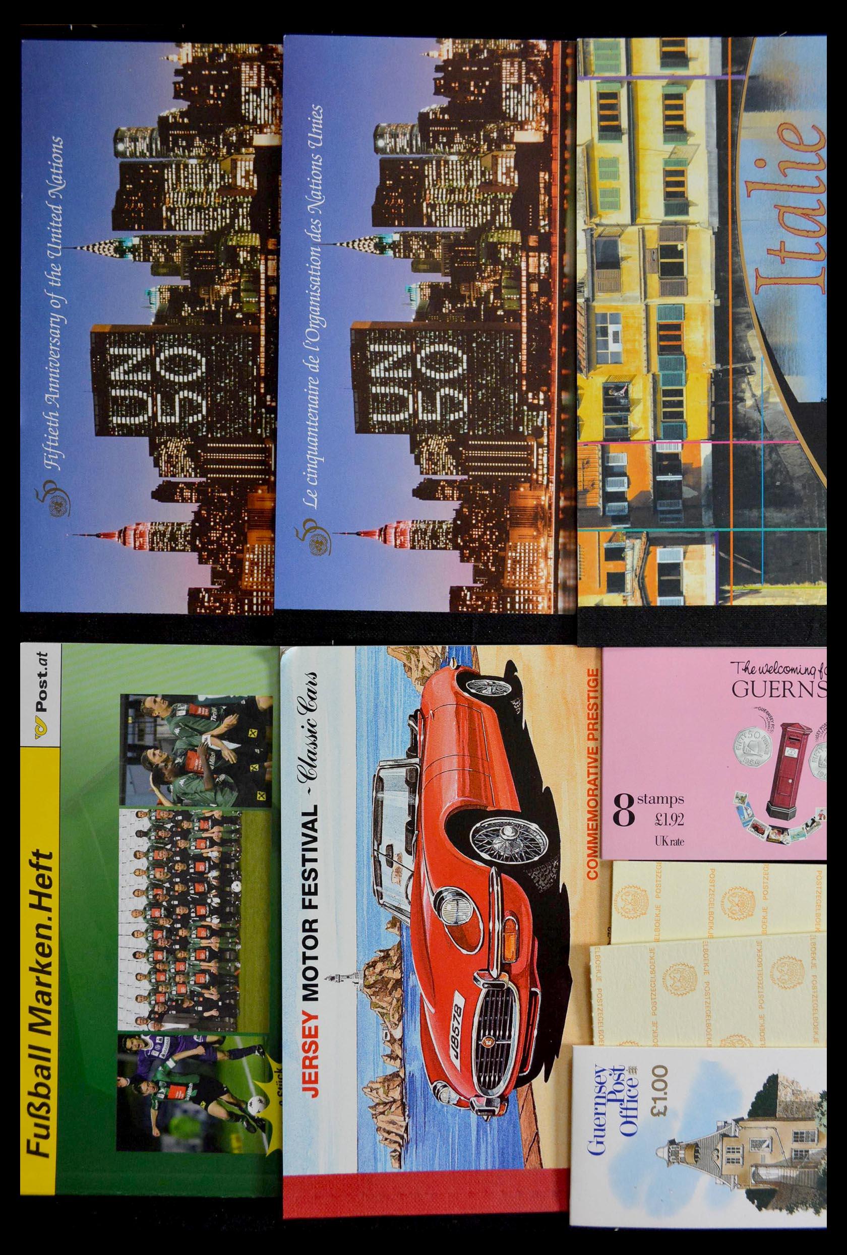 28824 004 - 28824 West Europa postzegelboekjes t/m modern.