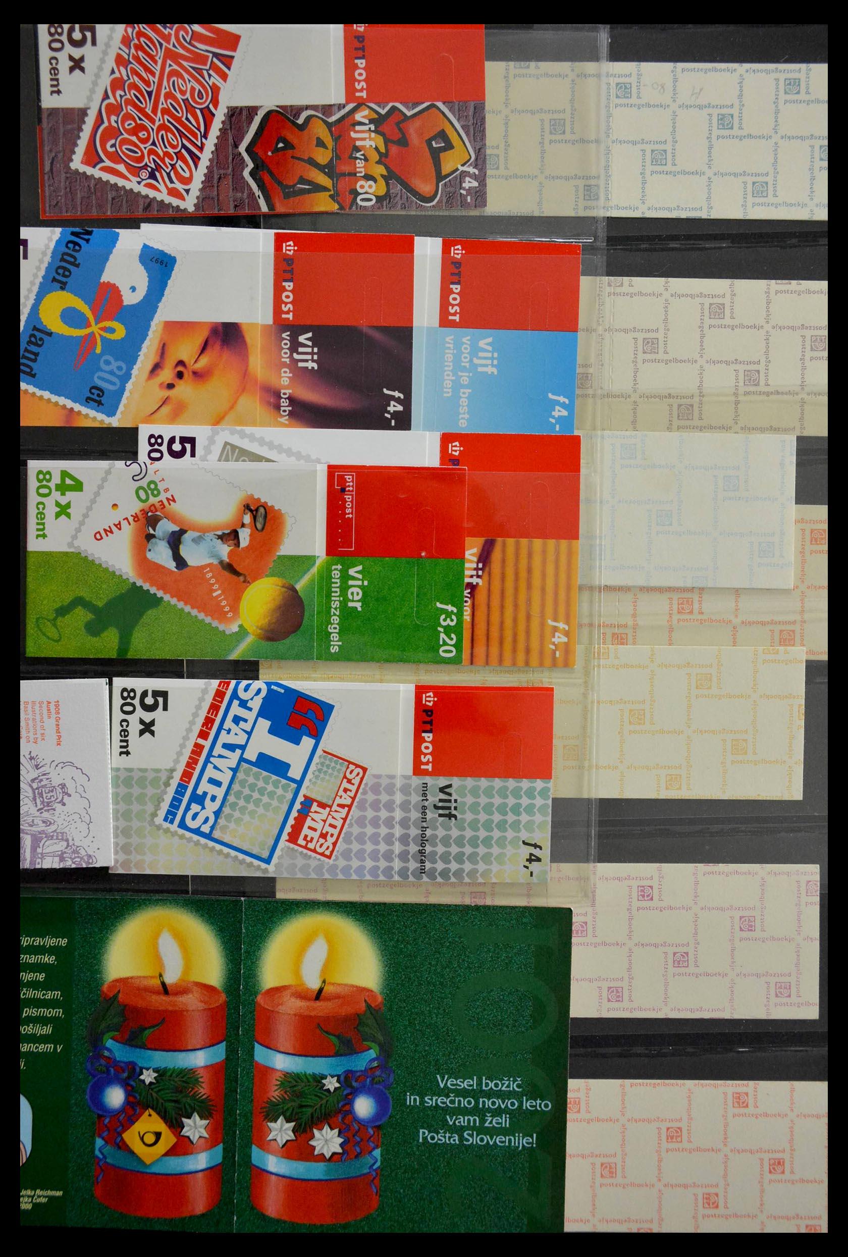 28824 012 - 28824 West Europa postzegelboekjes t/m modern.