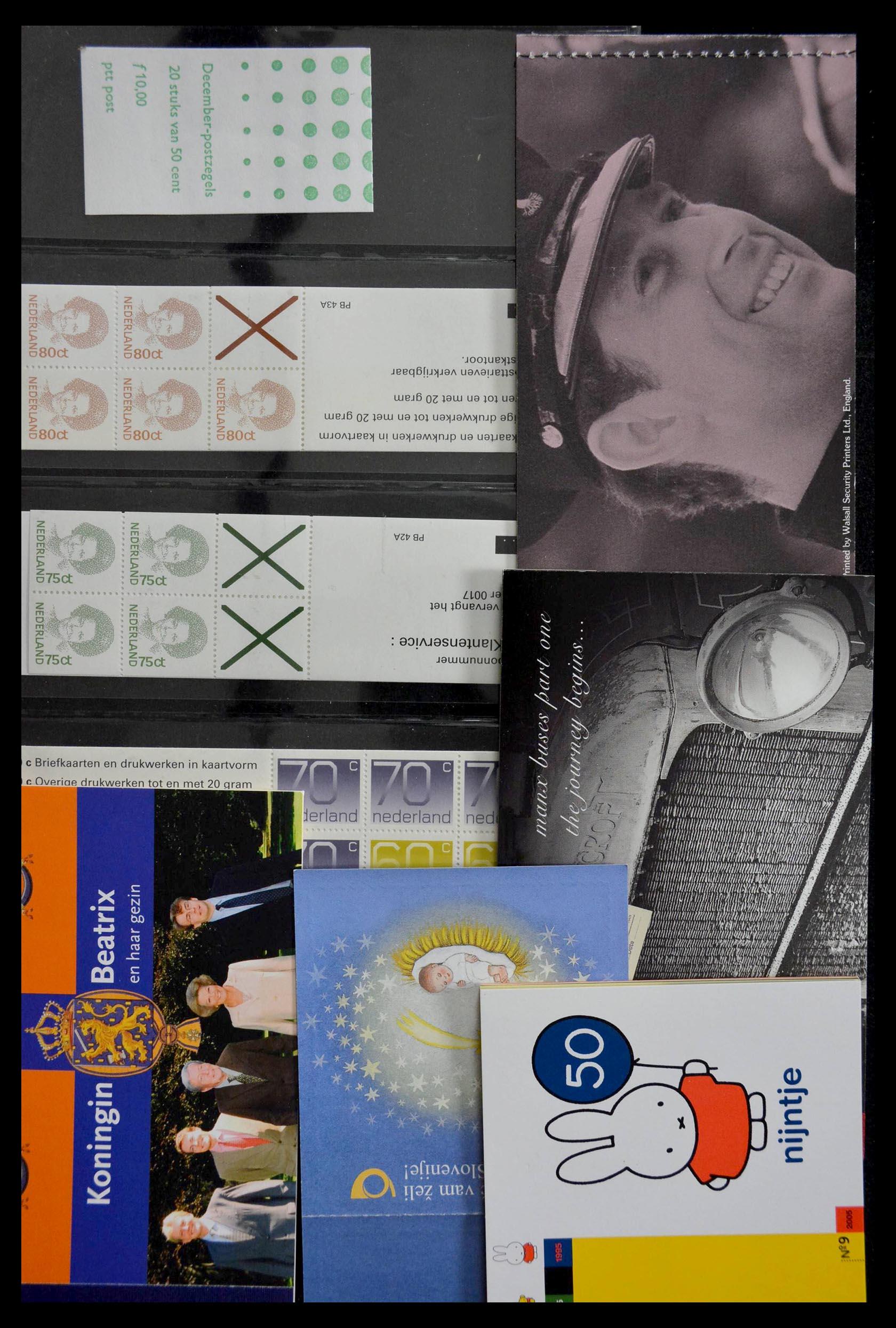 28824 015 - 28824 West Europa postzegelboekjes t/m modern.