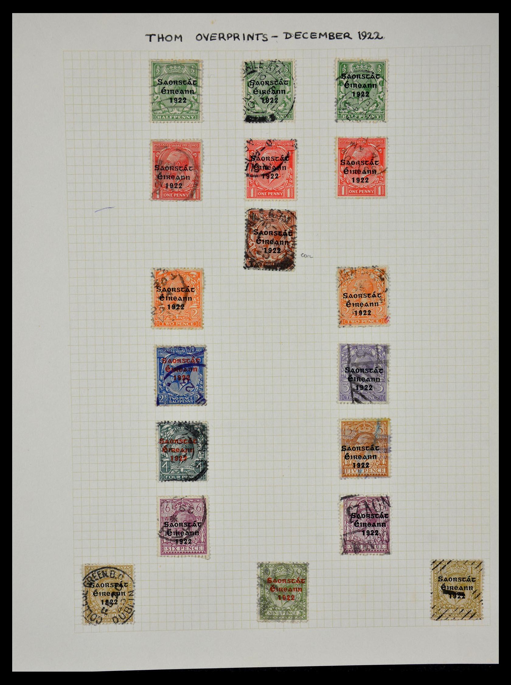29043 005 - 29043 Ierland 1922-2006.