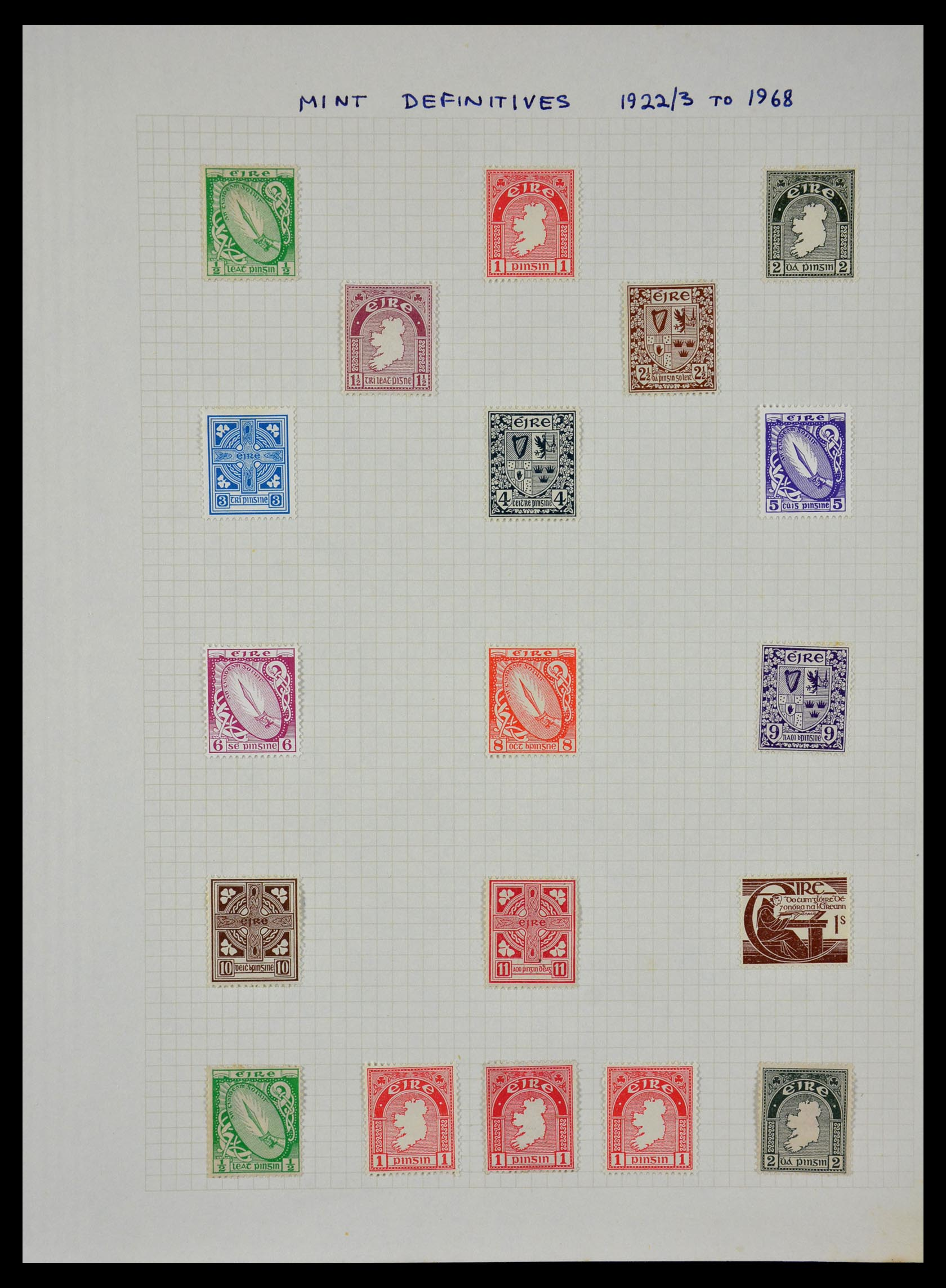 29043 009 - 29043 Ierland 1922-2006.