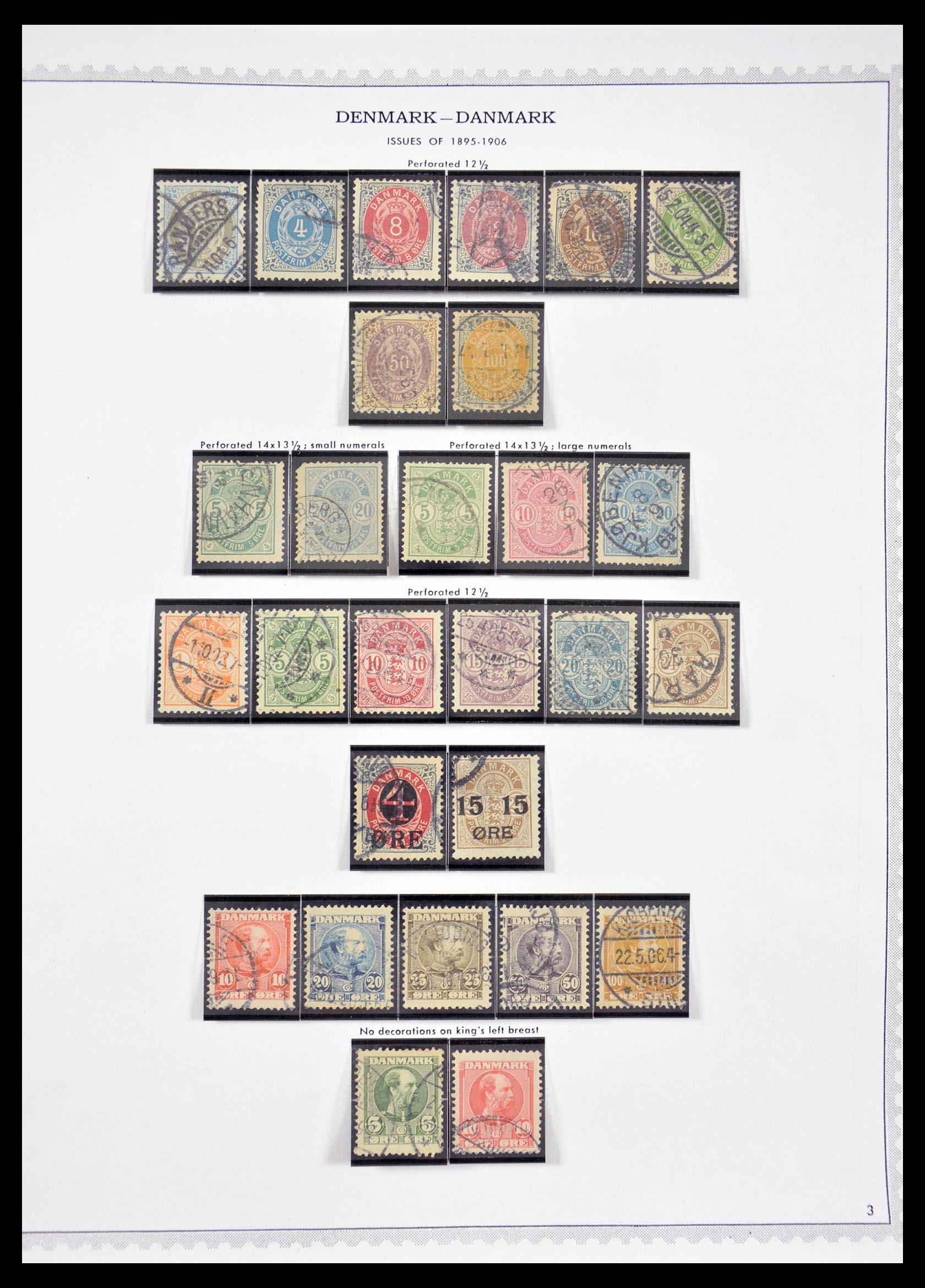 29660 003 - 29660 Scandinavië 1851-2002.