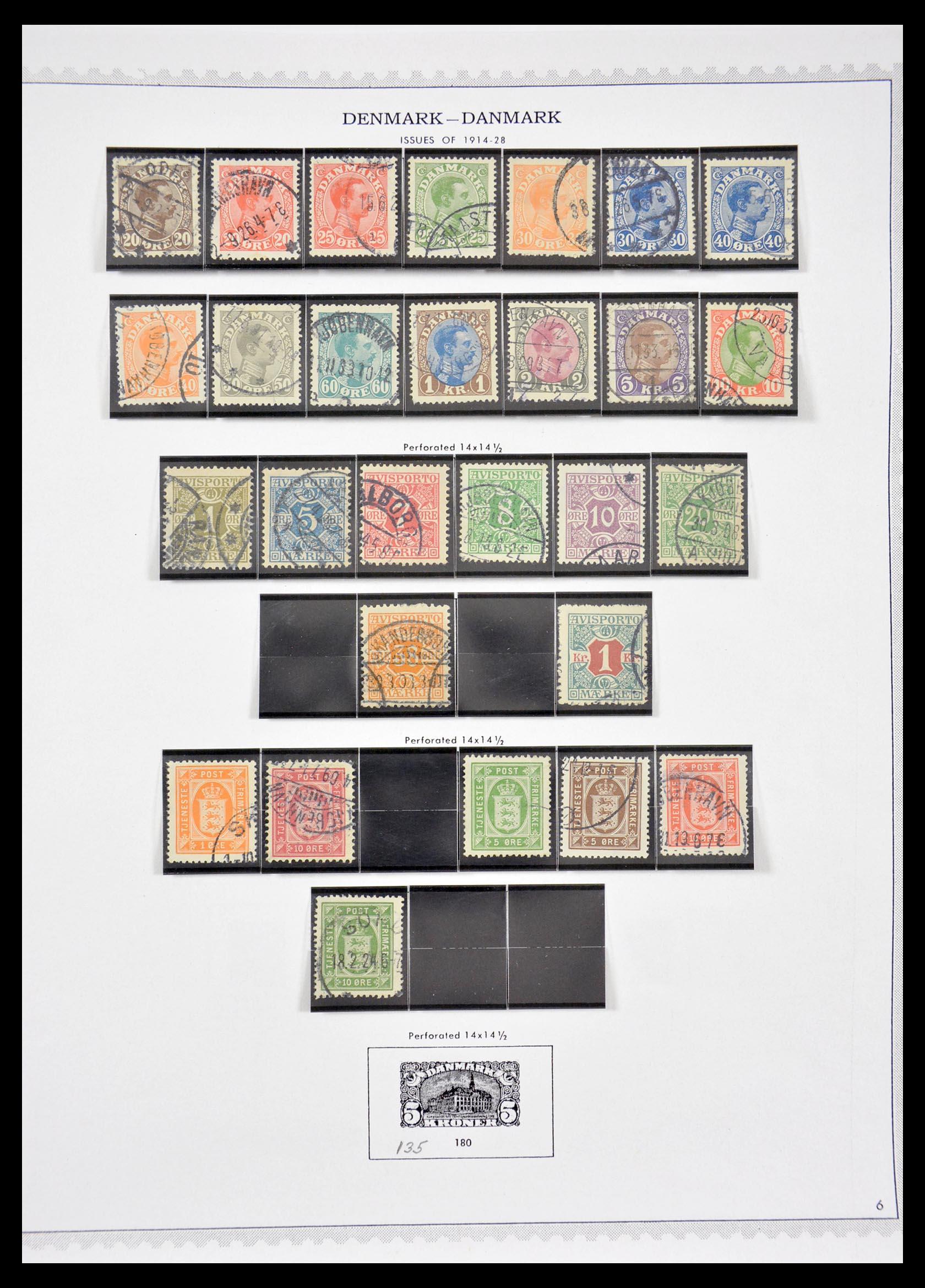 29660 006 - 29660 Scandinavië 1851-2002.