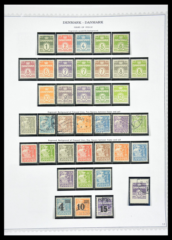 29660 011 - 29660 Scandinavië 1851-2002.