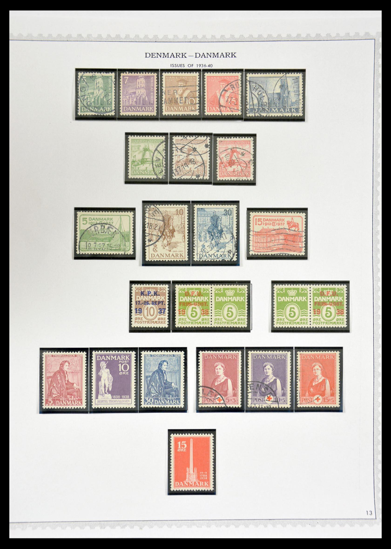 29660 013 - 29660 Scandinavië 1851-2002.