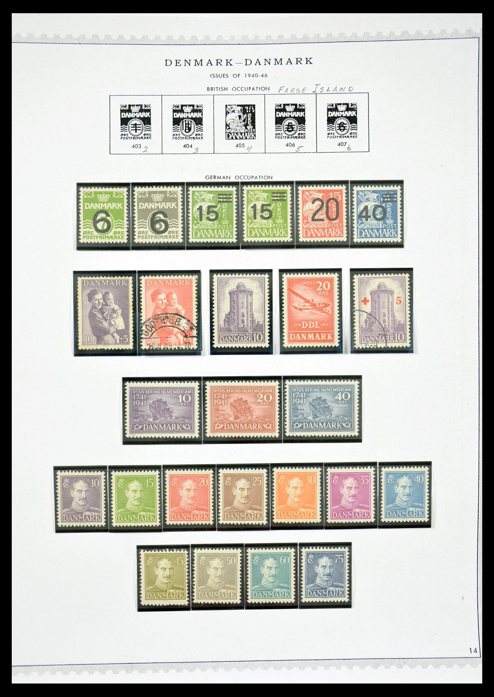 29660 014 - 29660 Scandinavië 1851-2002.