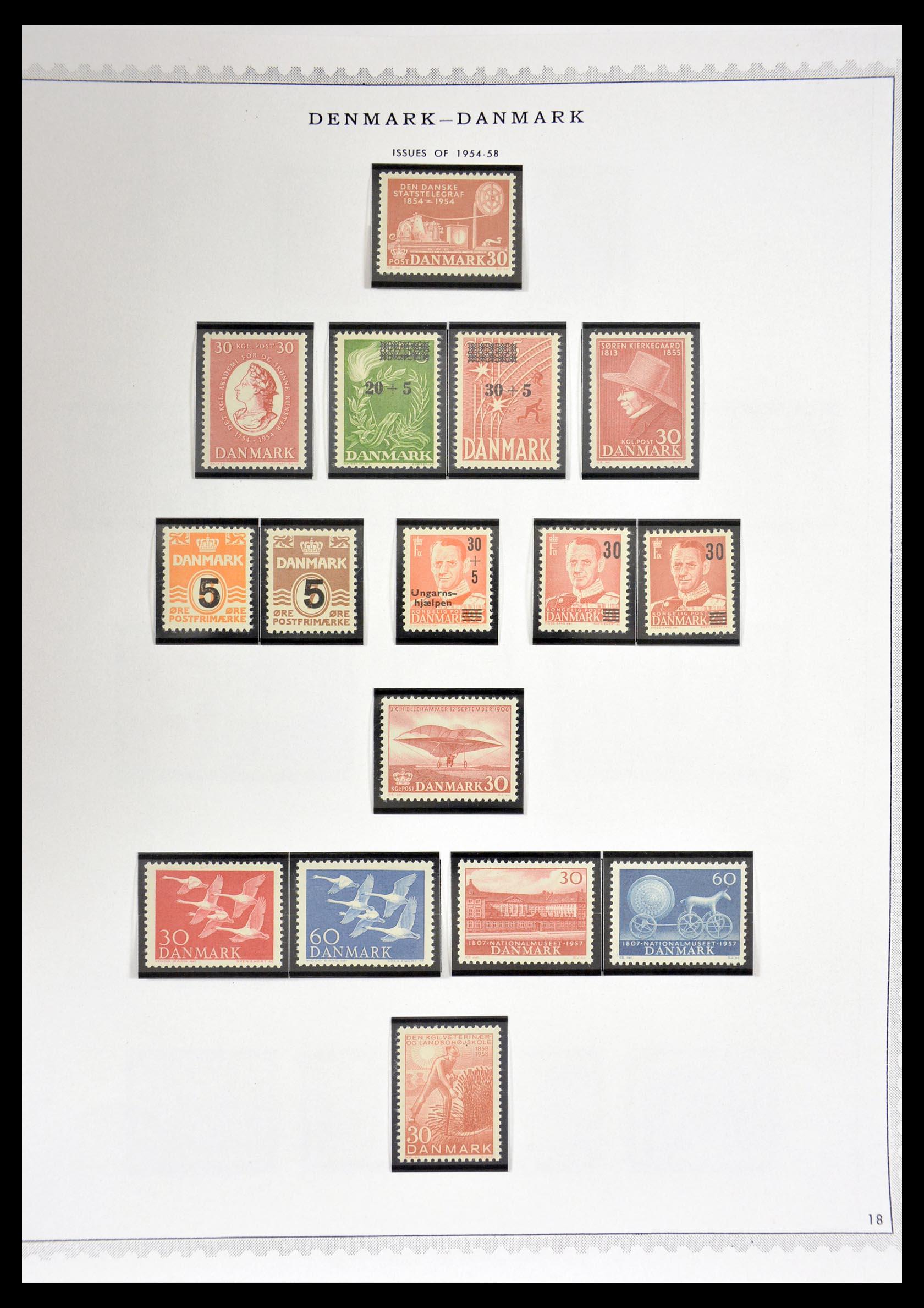 29660 018 - 29660 Scandinavië 1851-2002.