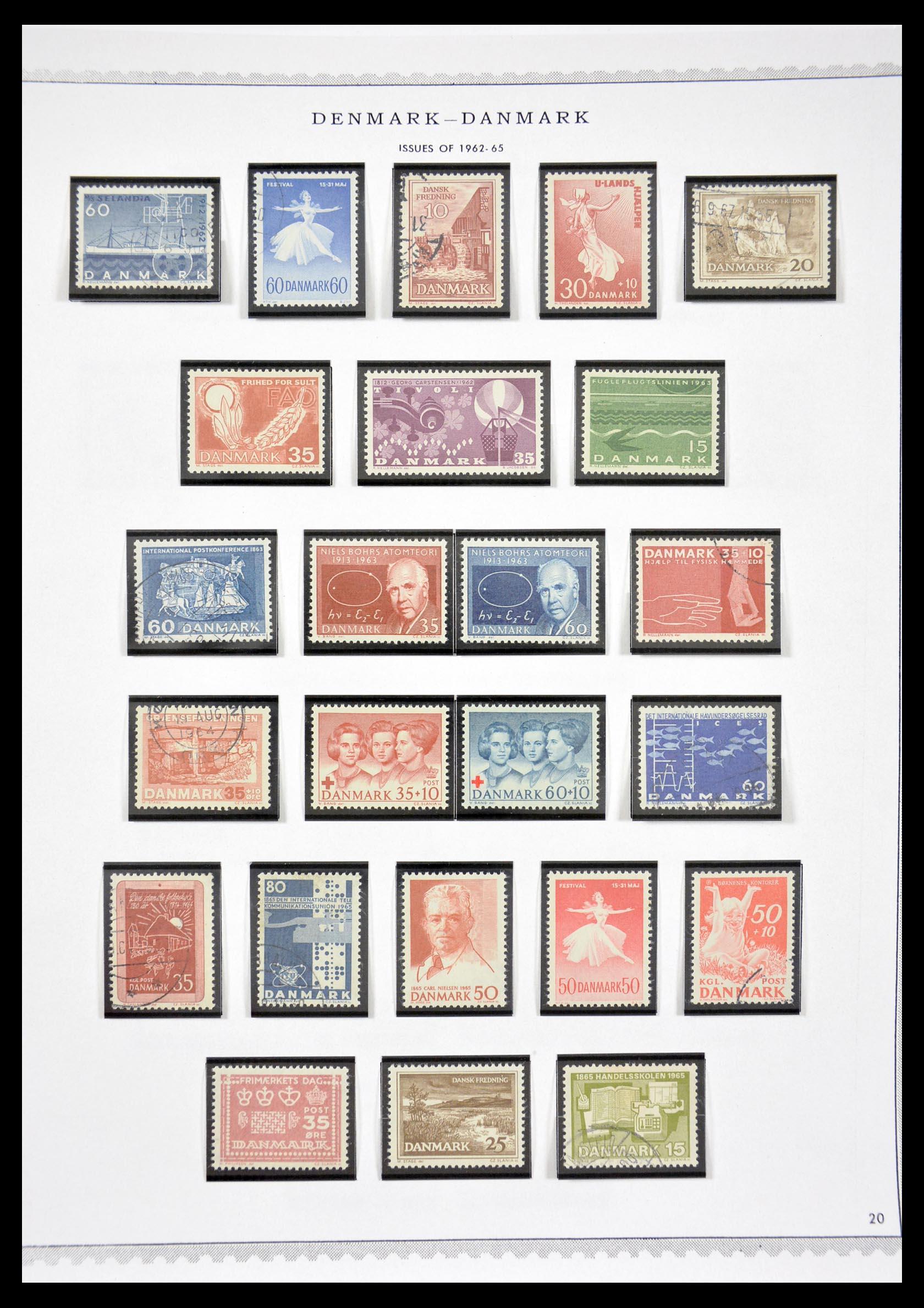 29660 020 - 29660 Scandinavië 1851-2002.
