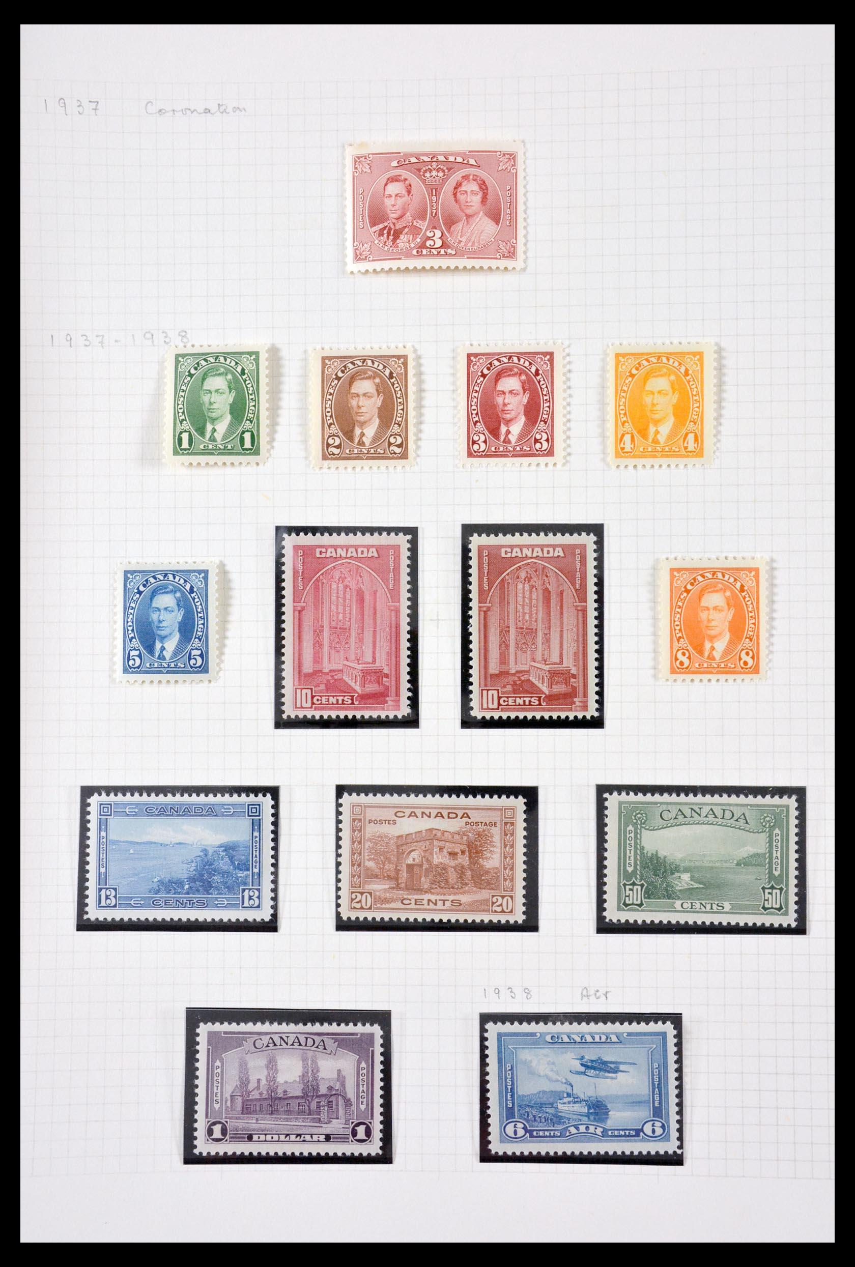 29714 001 - 29714 Canada 1937-1979.