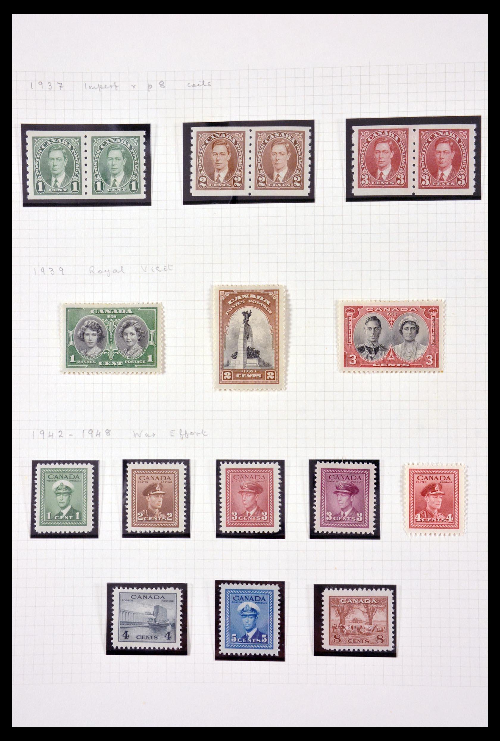 29714 002 - 29714 Canada 1937-1979.