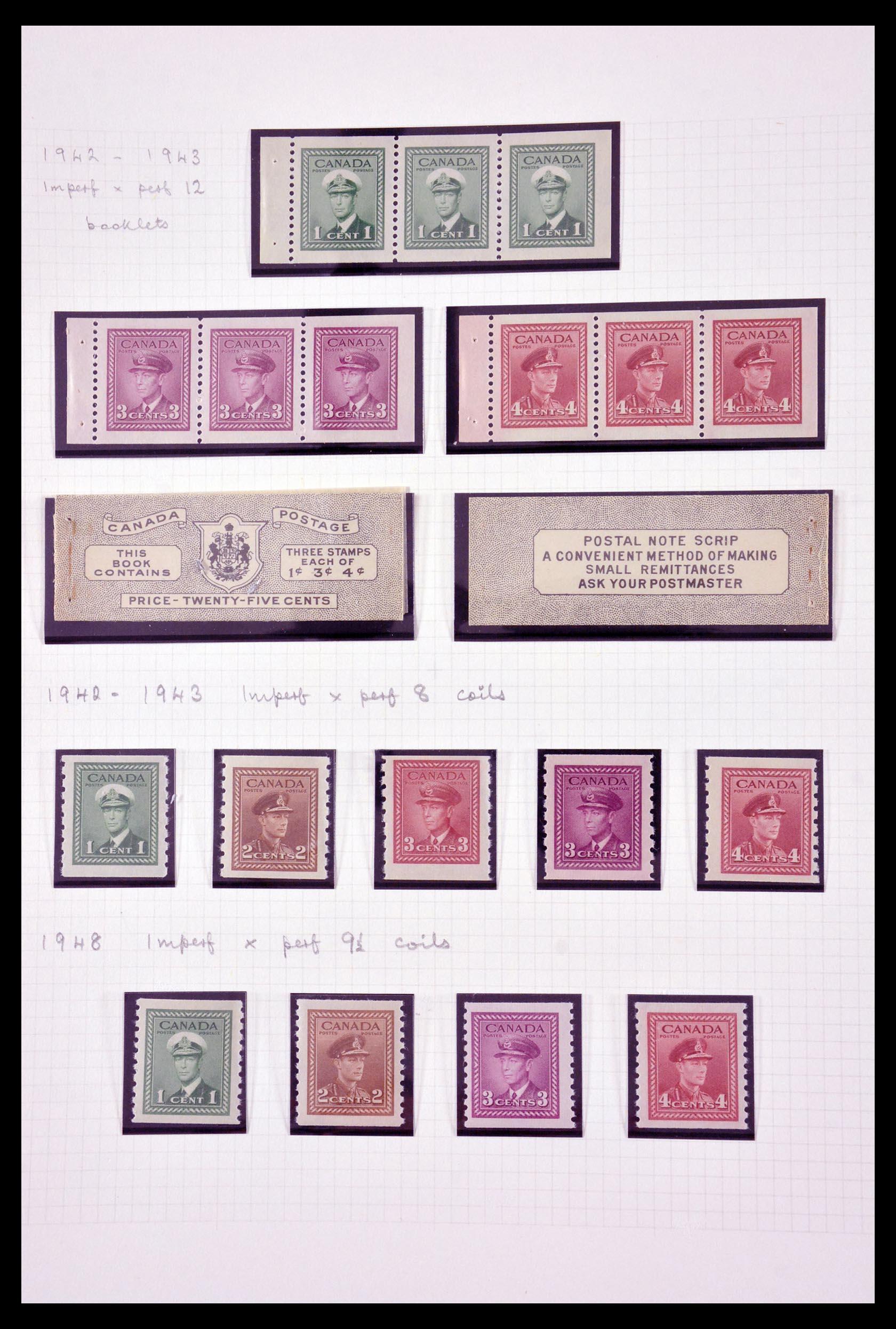 29714 003 - 29714 Canada 1937-1979.