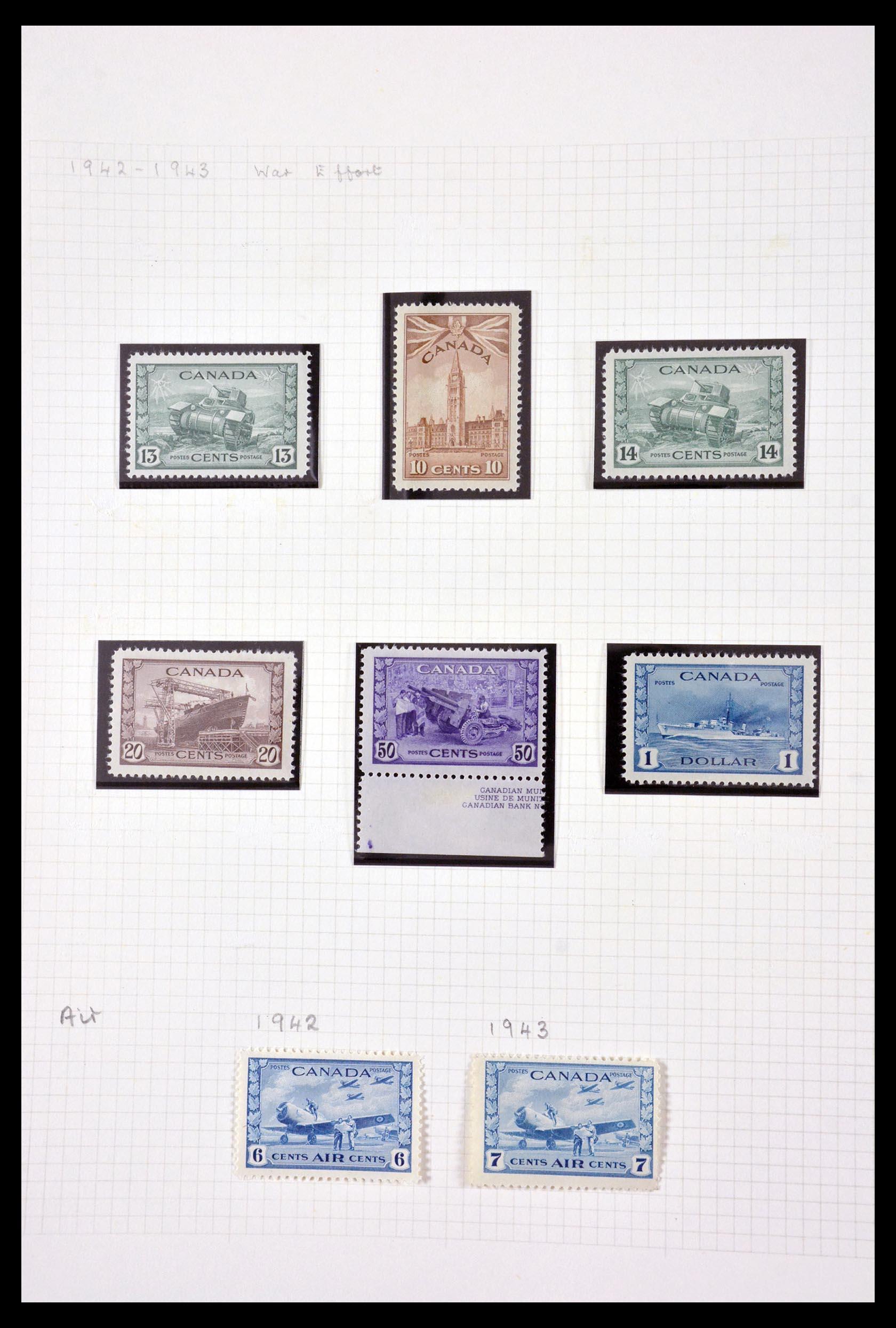 29714 004 - 29714 Canada 1937-1979.