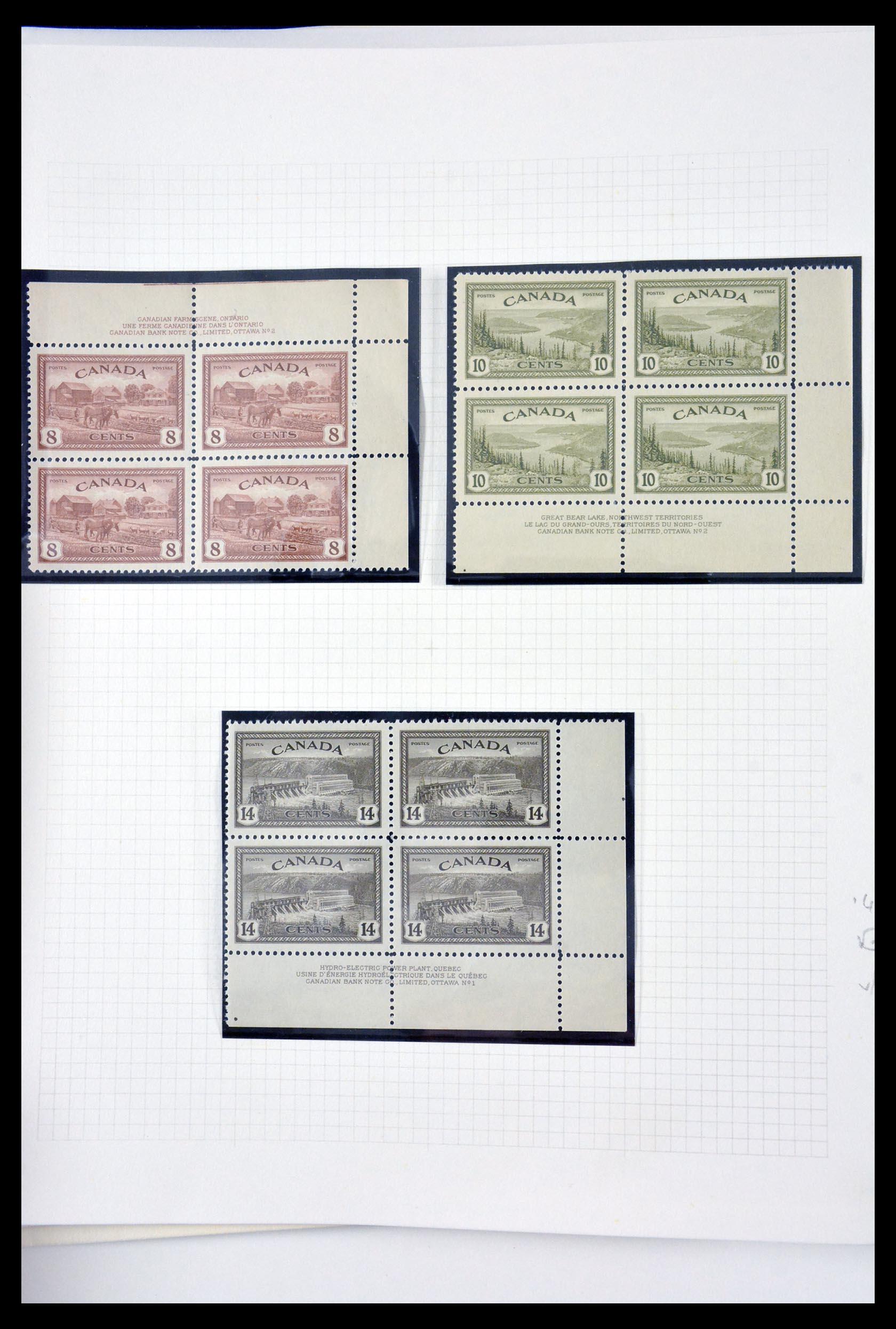 29714 005 - 29714 Canada 1937-1979.
