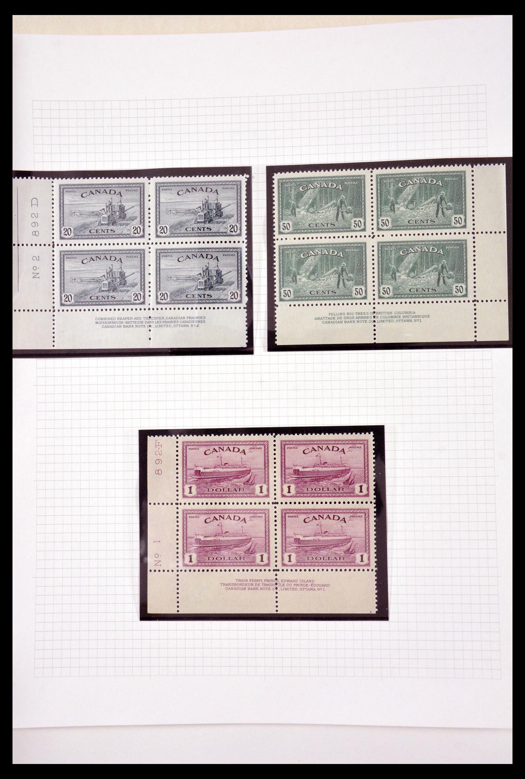 29714 006 - 29714 Canada 1937-1979.